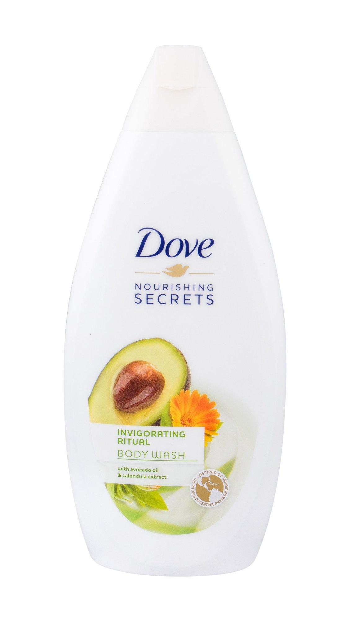 Dove Nourishing Secrets Shower Gel 500ml