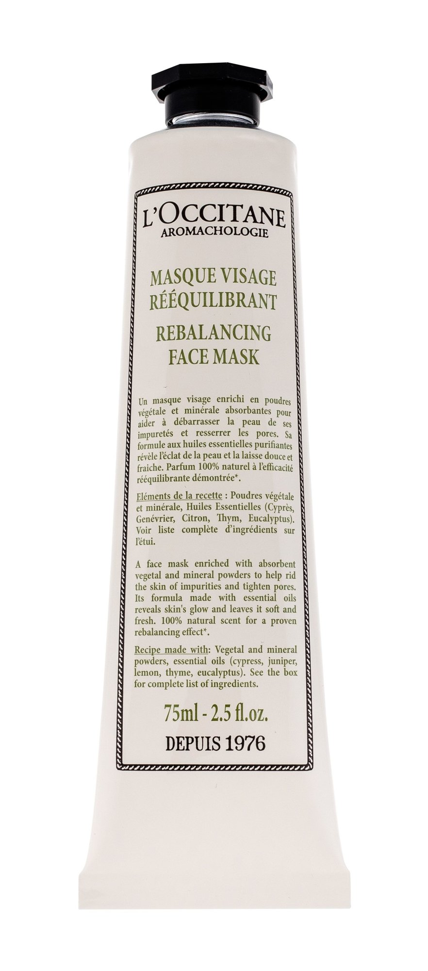 L´Occitane Aromachologie Face Mask 75ml