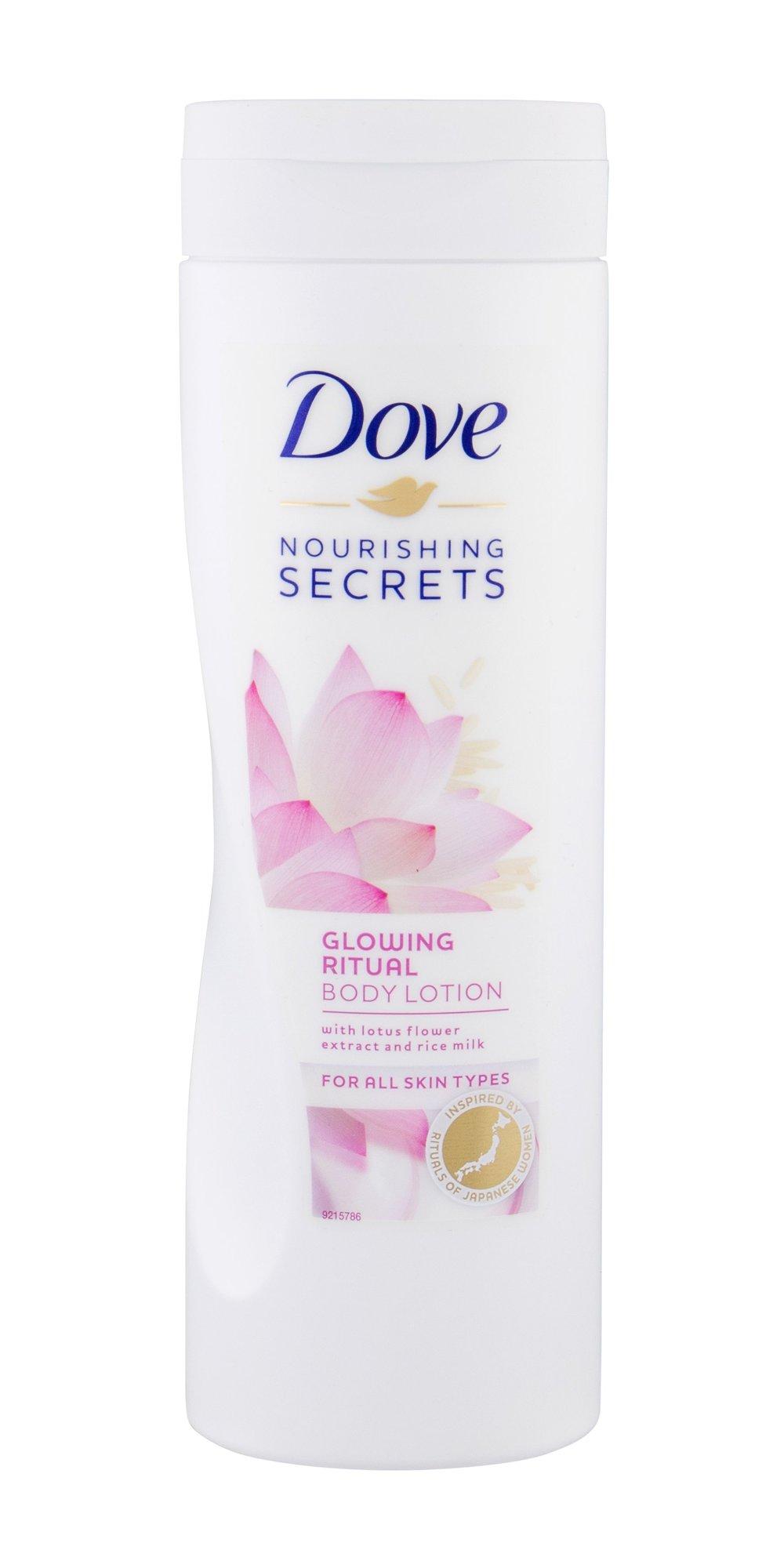 Kūno losjonas Dove Nourishing Secrets