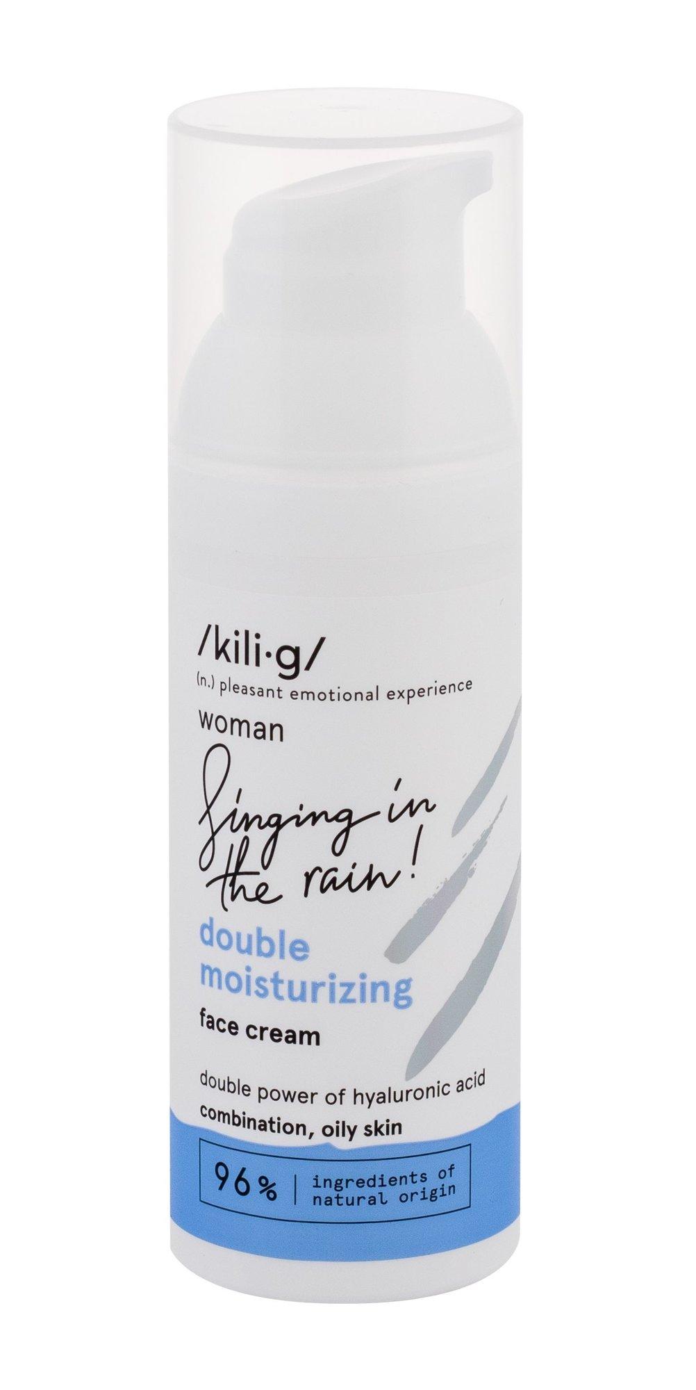 kili·g woman double moisturizing Day Cream 50ml