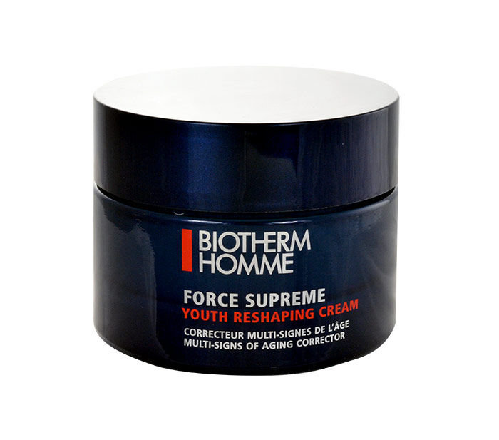 Biotherm Homme Force Supreme Day Cream 50ml  Youth Reshaping