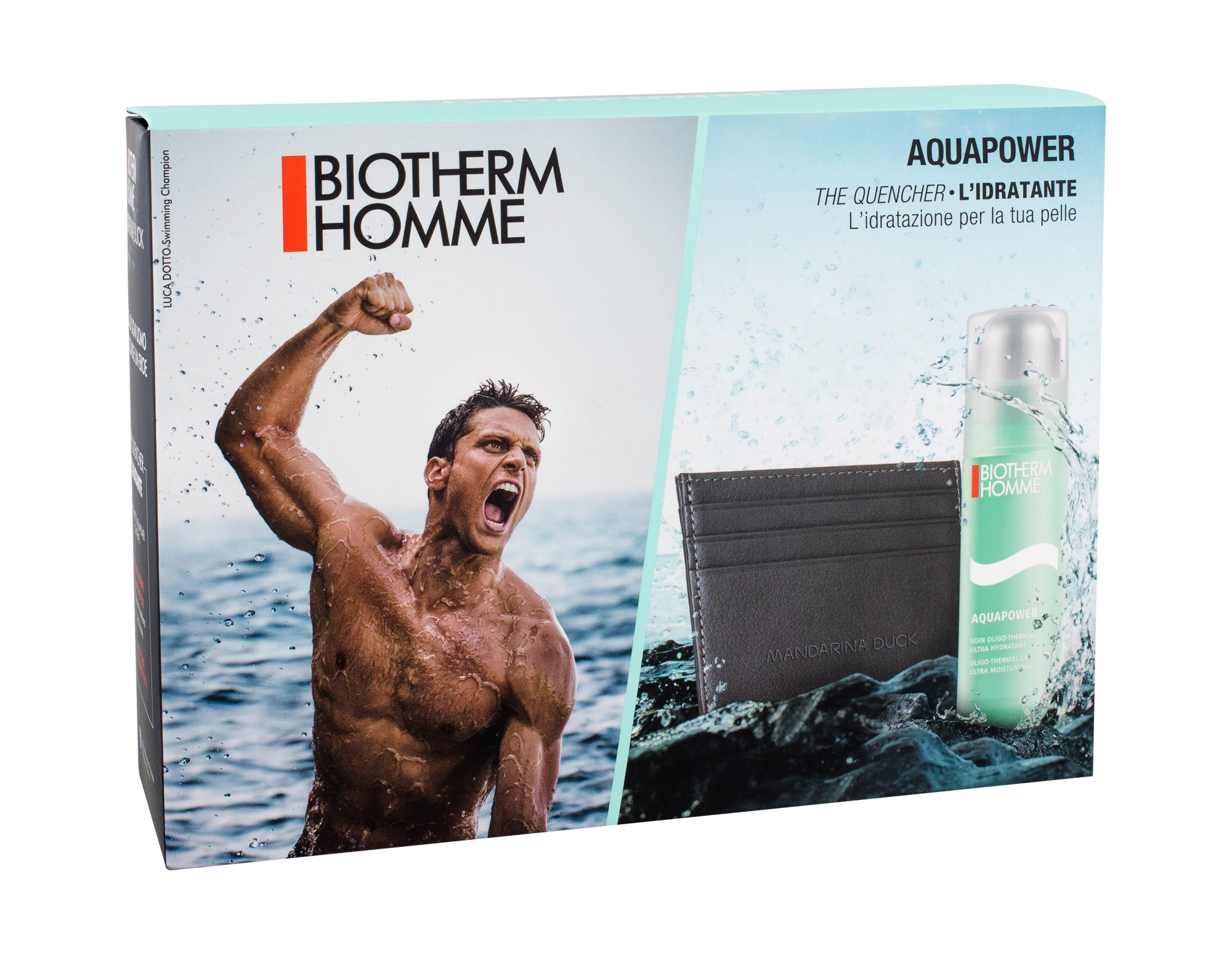 Biotherm Homme Aquapower Facial Gel 75ml