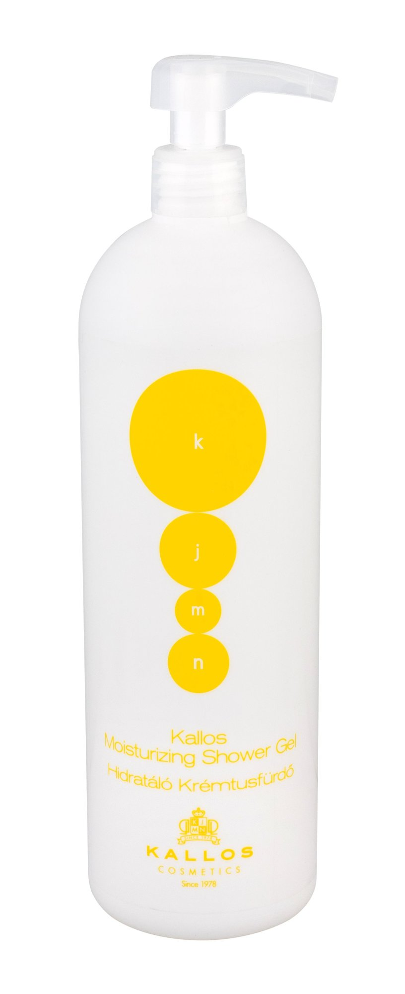 Kallos Cosmetics KJMN Shower Gel 1000ml