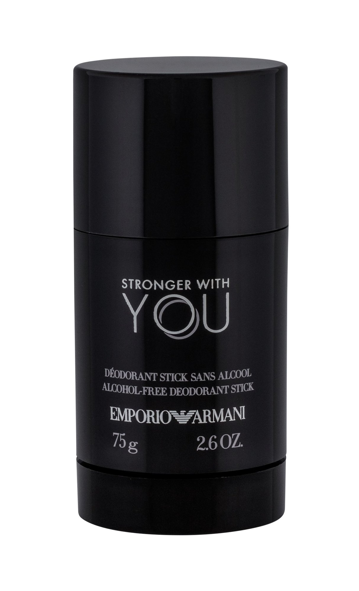 Giorgio Armani Emporio Armani Deodorant 75ml  Stronger With You