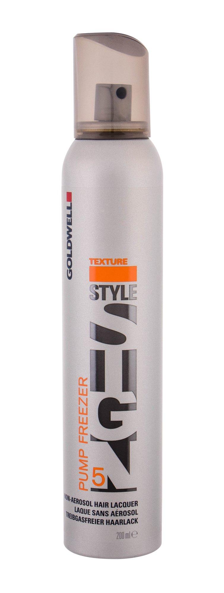 Goldwell Style Sign Texture Hair Spray 200ml  Pump Freezer