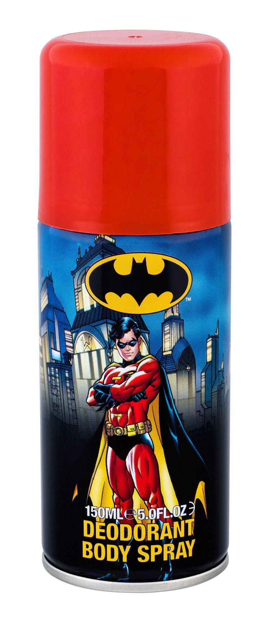 DC Comics Batman & Robin Deodorant 150ml