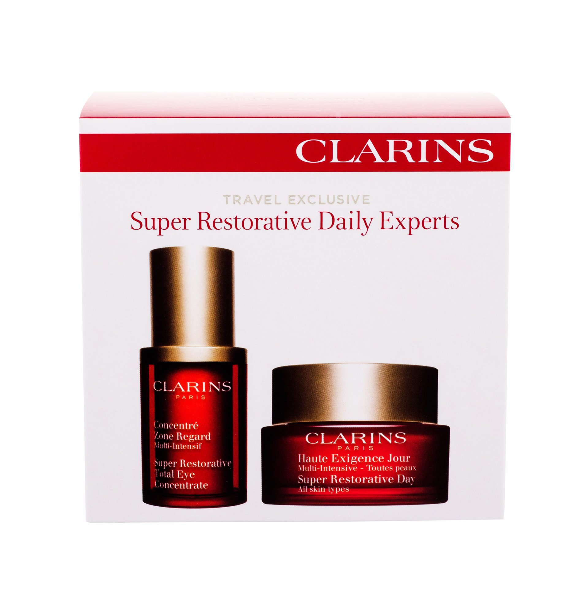 Clarins Super Restorative Eye Gel 15ml