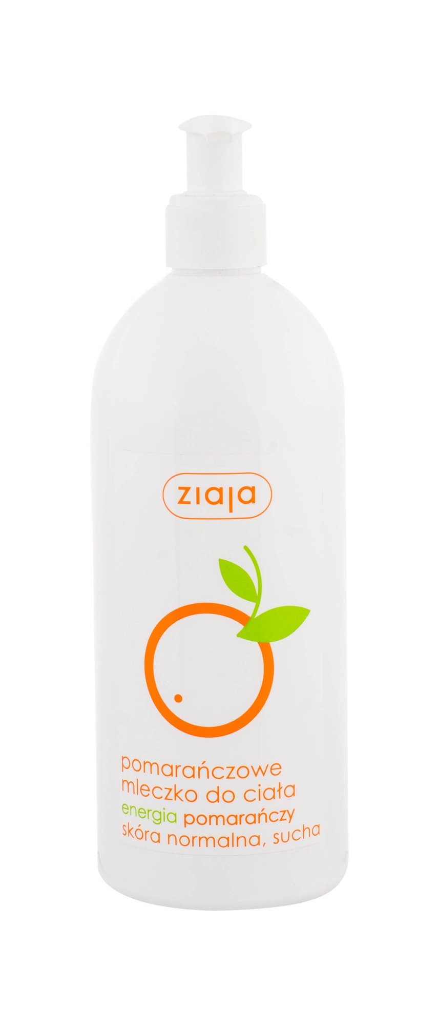 Ziaja Orange Butter Body Lotion 400ml
