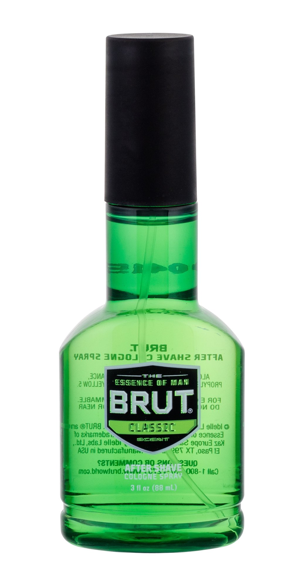 Brut Classic Aftershave Water 88ml