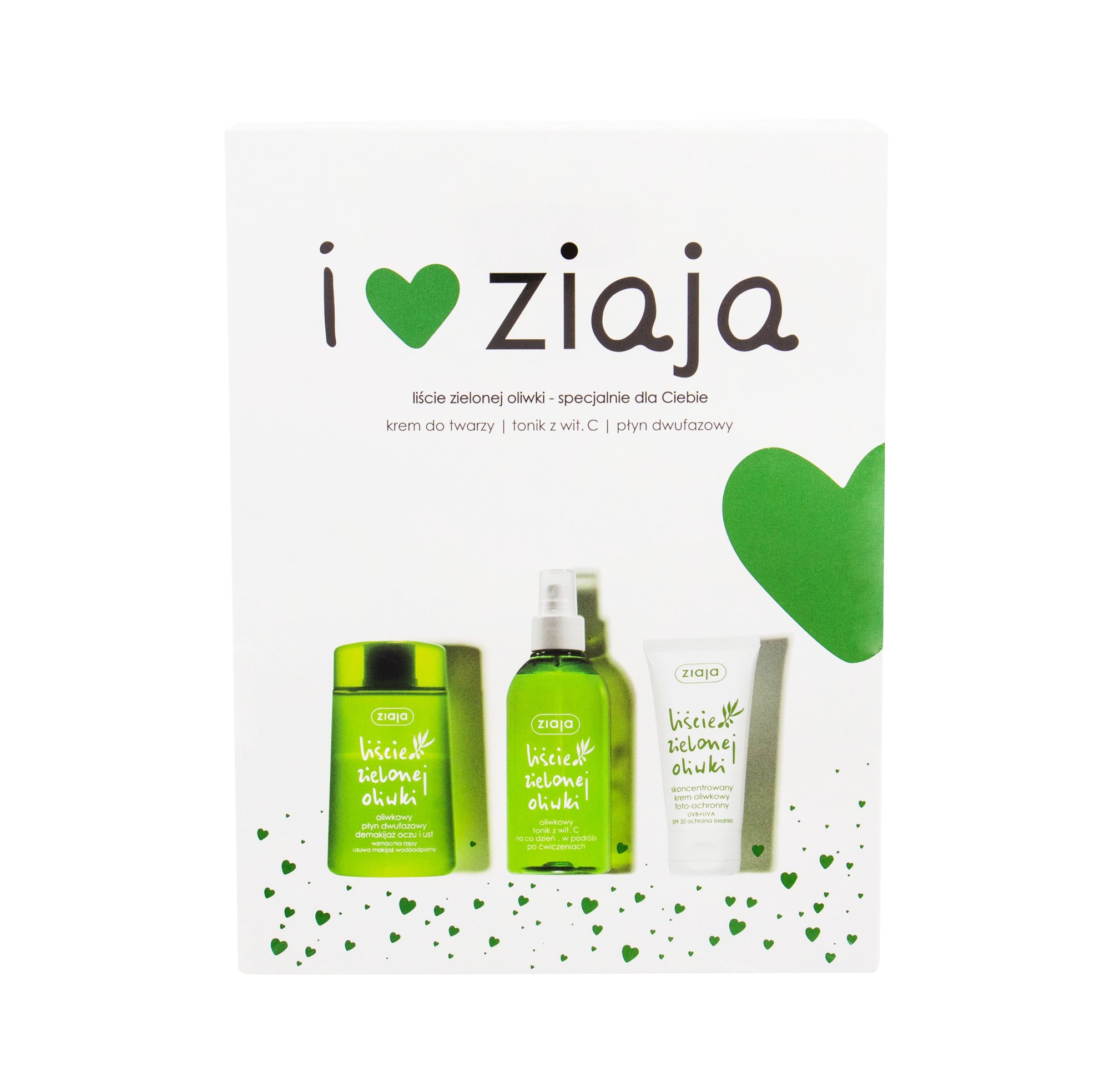 Ziaja Olive Leaf Day Cream 50ml