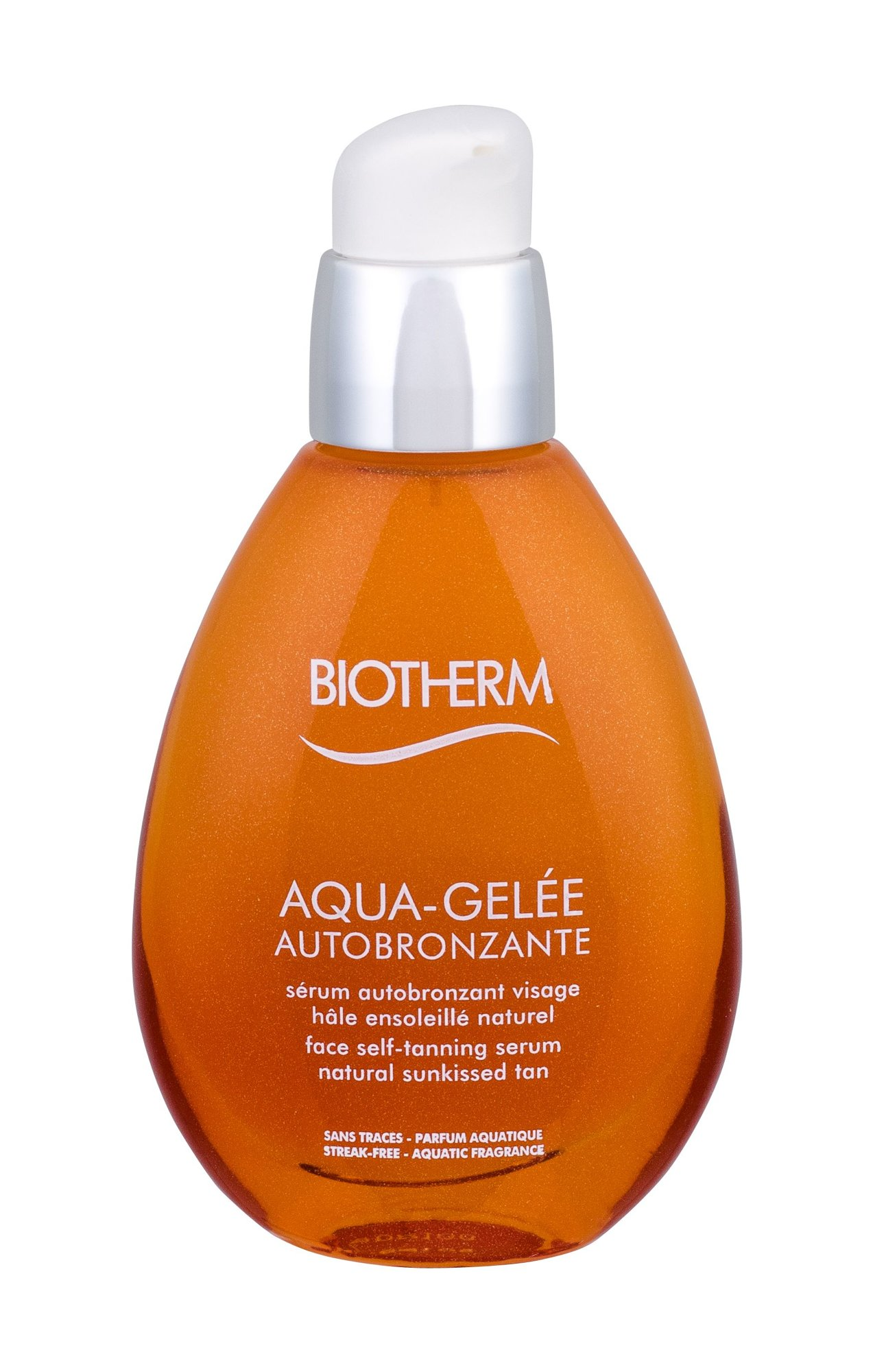 Biotherm Autobronzant Self Tanning Product 50ml  Aqua-Gelée