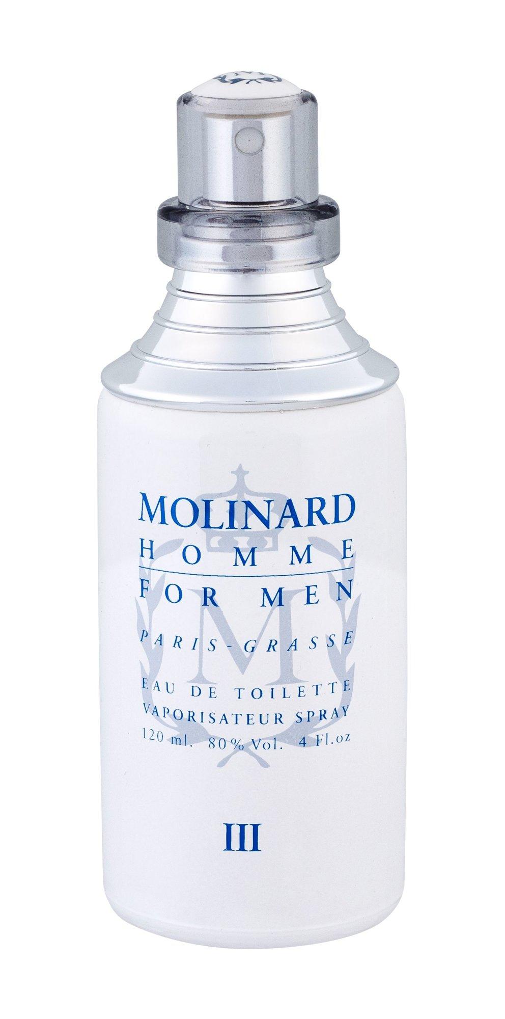Molinard Molinard Homme III Eau de Toilette 120ml