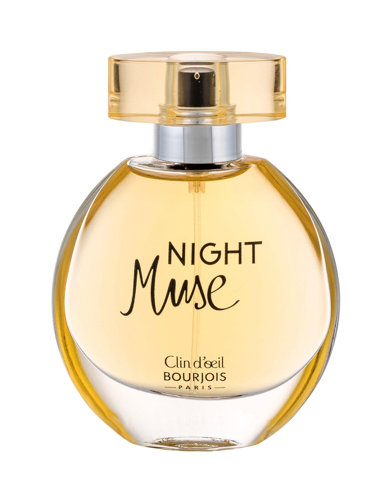 BOURJOIS Paris Clin d´oeil Night Muse Eau de Parfum 50ml