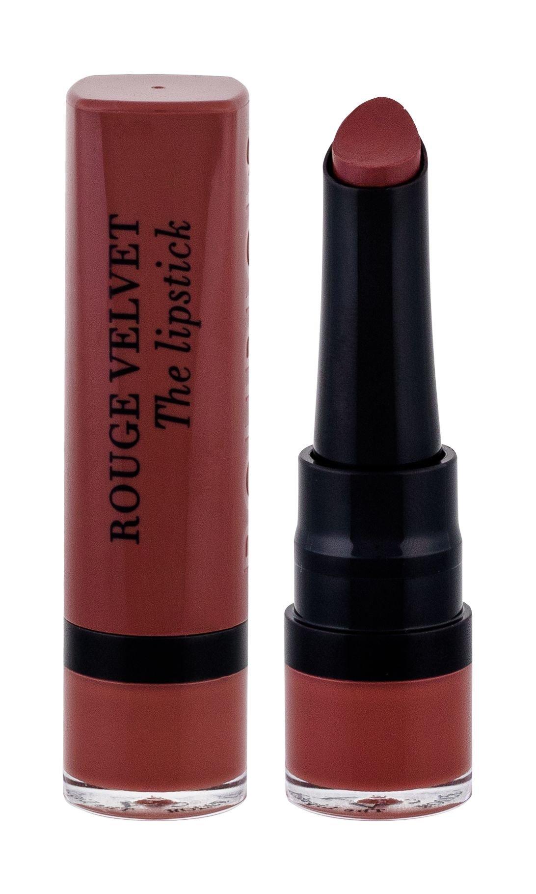 BOURJOIS Paris Rouge Velvet Lipstick 2,4ml 24 Pari´sienne