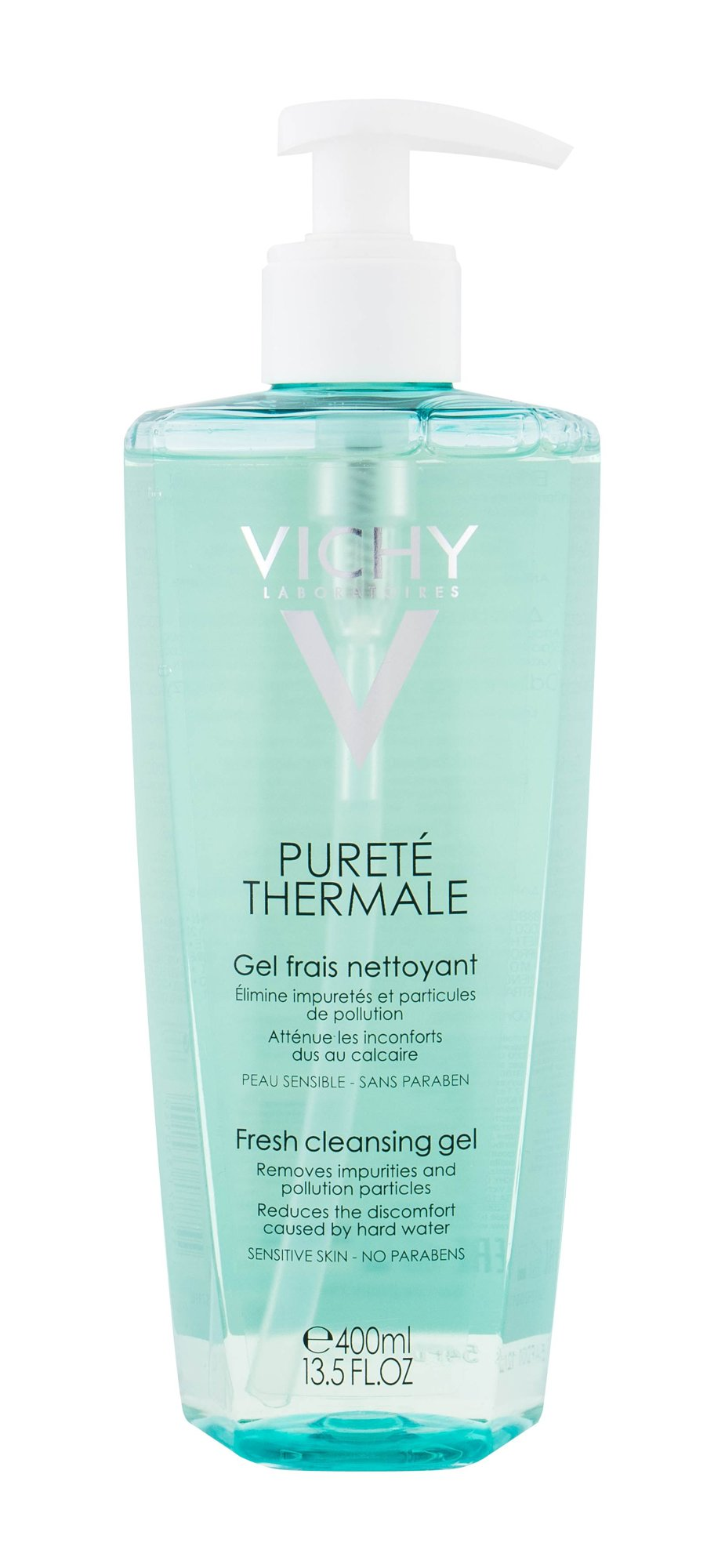 Vichy Purete Thermale Cleansing Gel 400ml