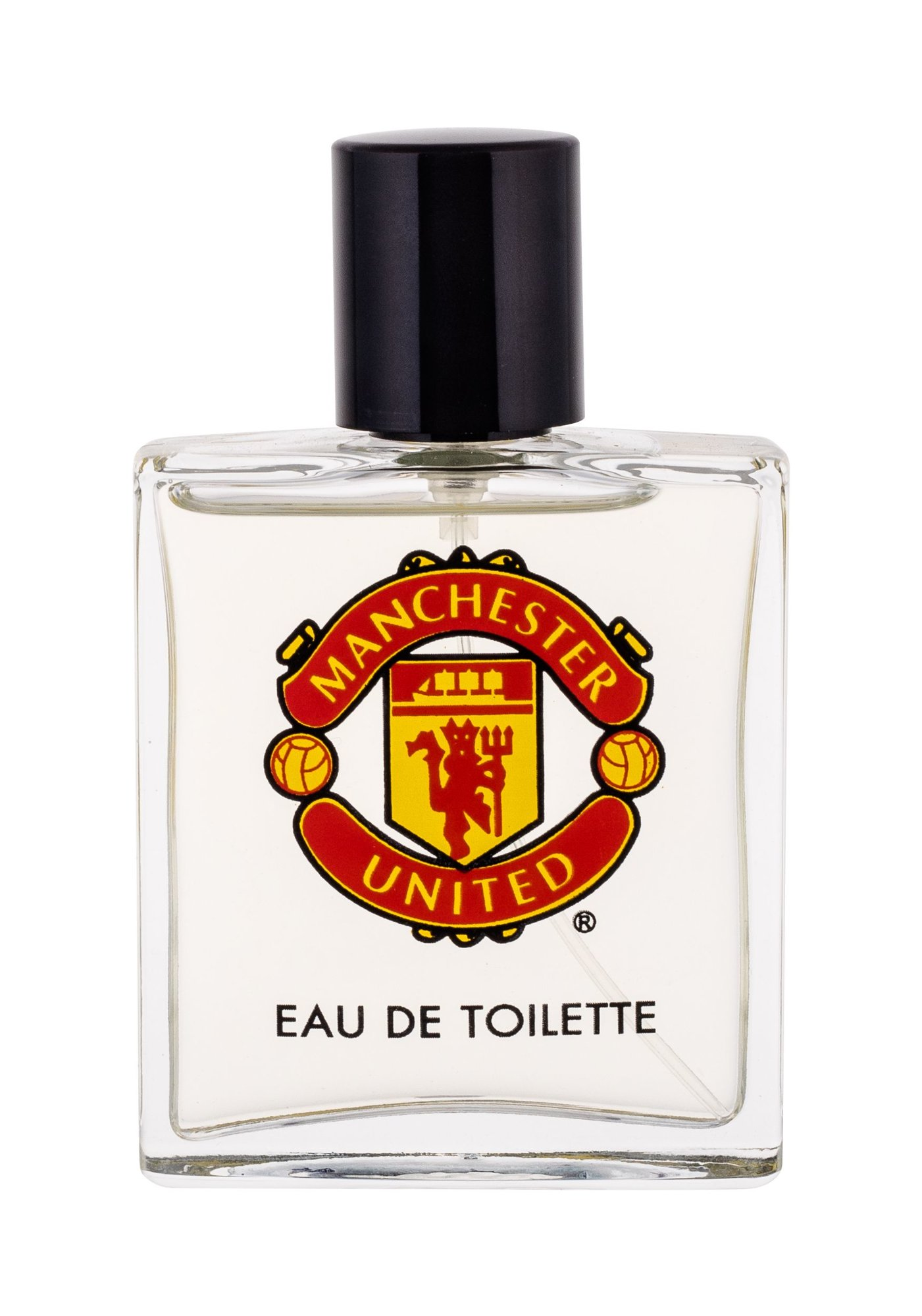 Manchester United Black Eau de Toilette 50ml