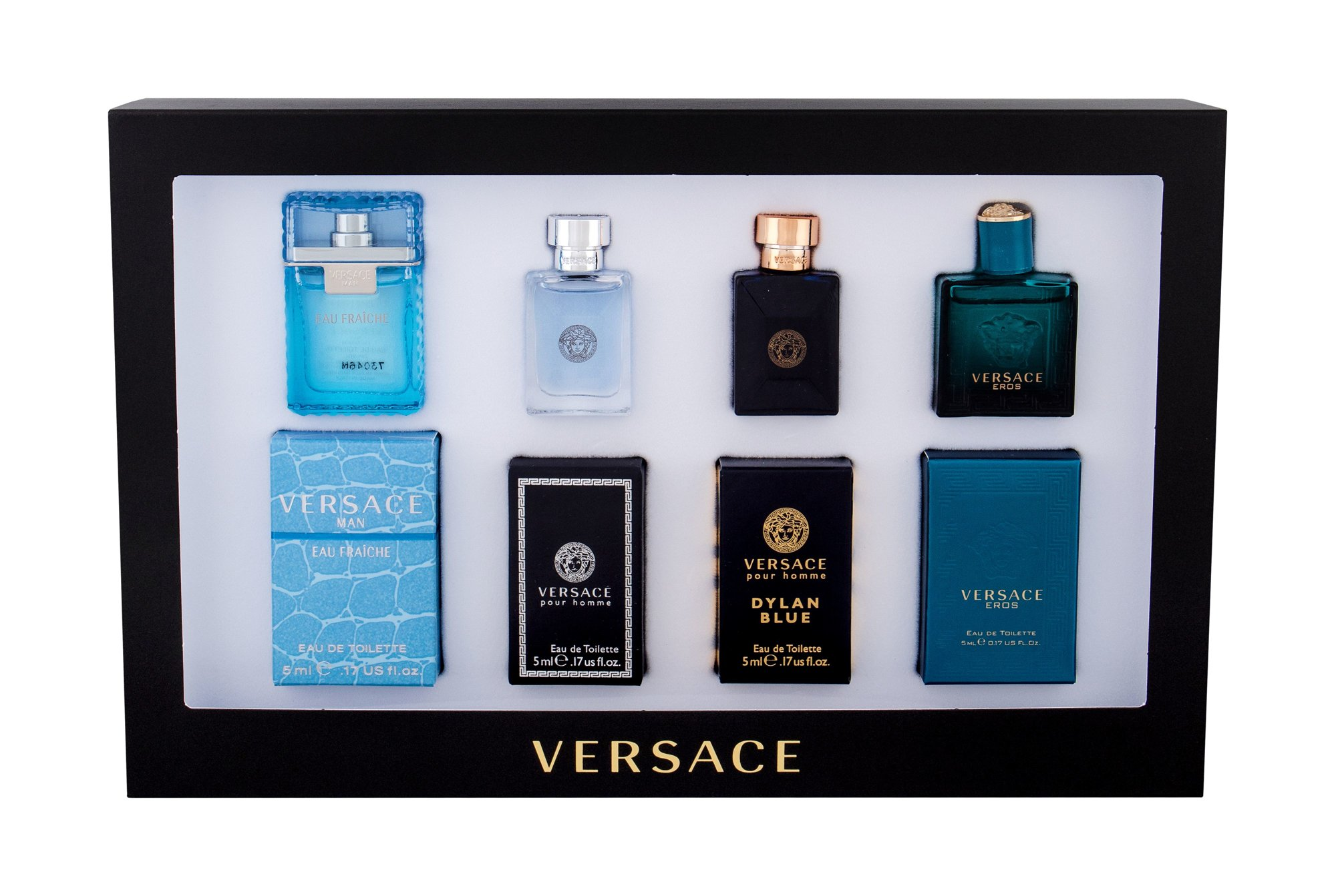Kvepalai Versace Mini Set 1