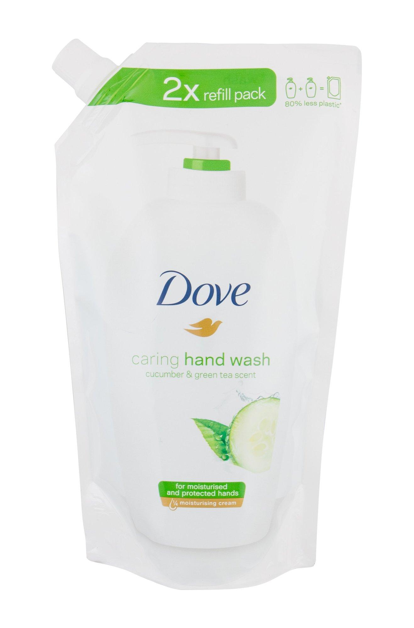 Dove Go Fresh Liquid Soap 500ml