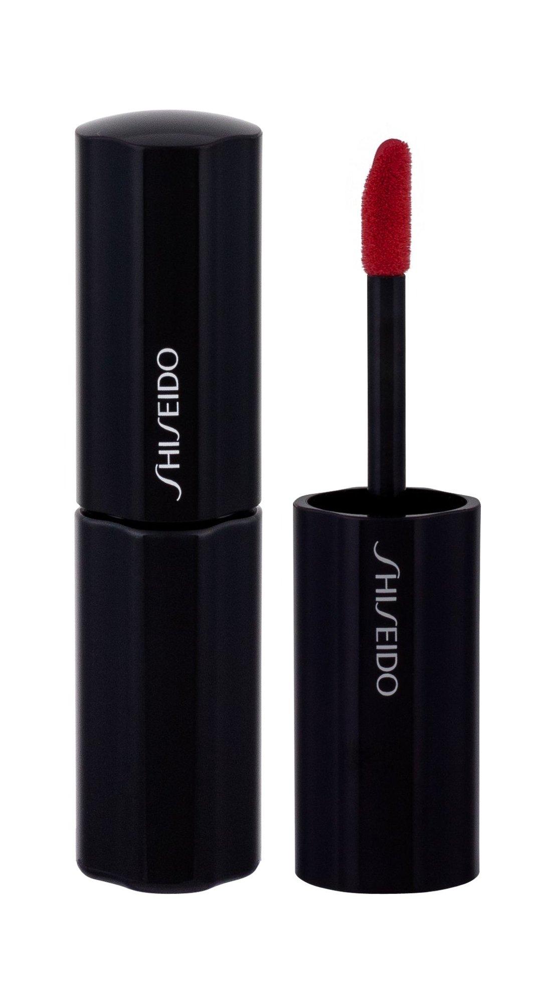 Shiseido Lacquer Rouge Lipstick 6ml RD607