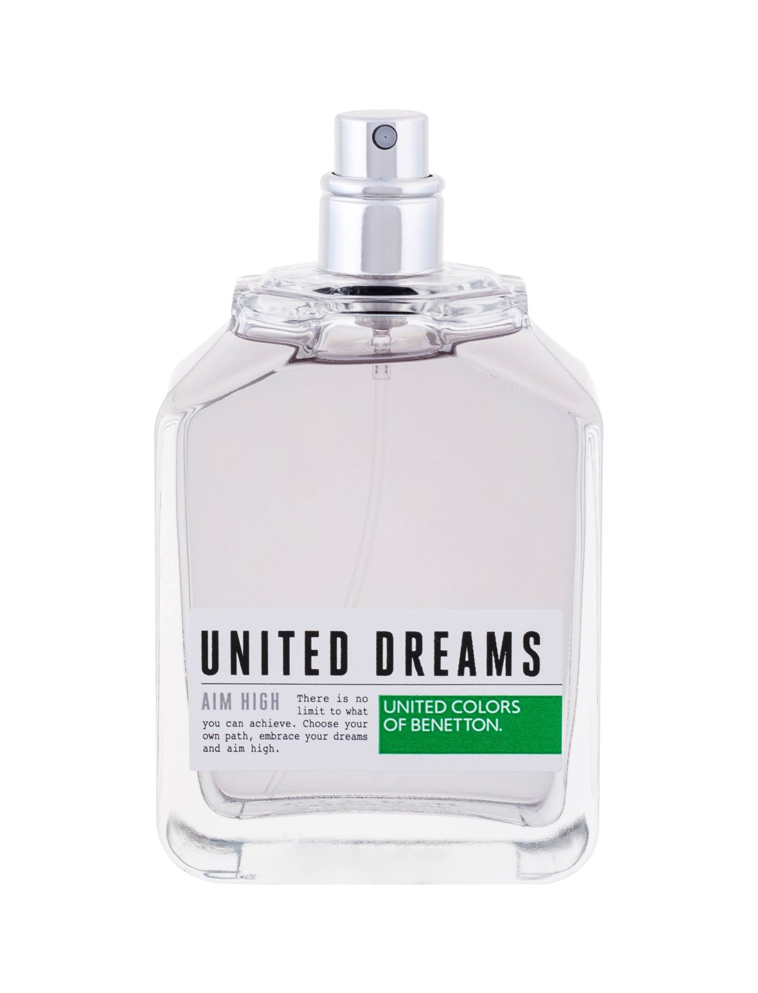 Benetton United Dreams Aim High Eau de Toilette 100ml
