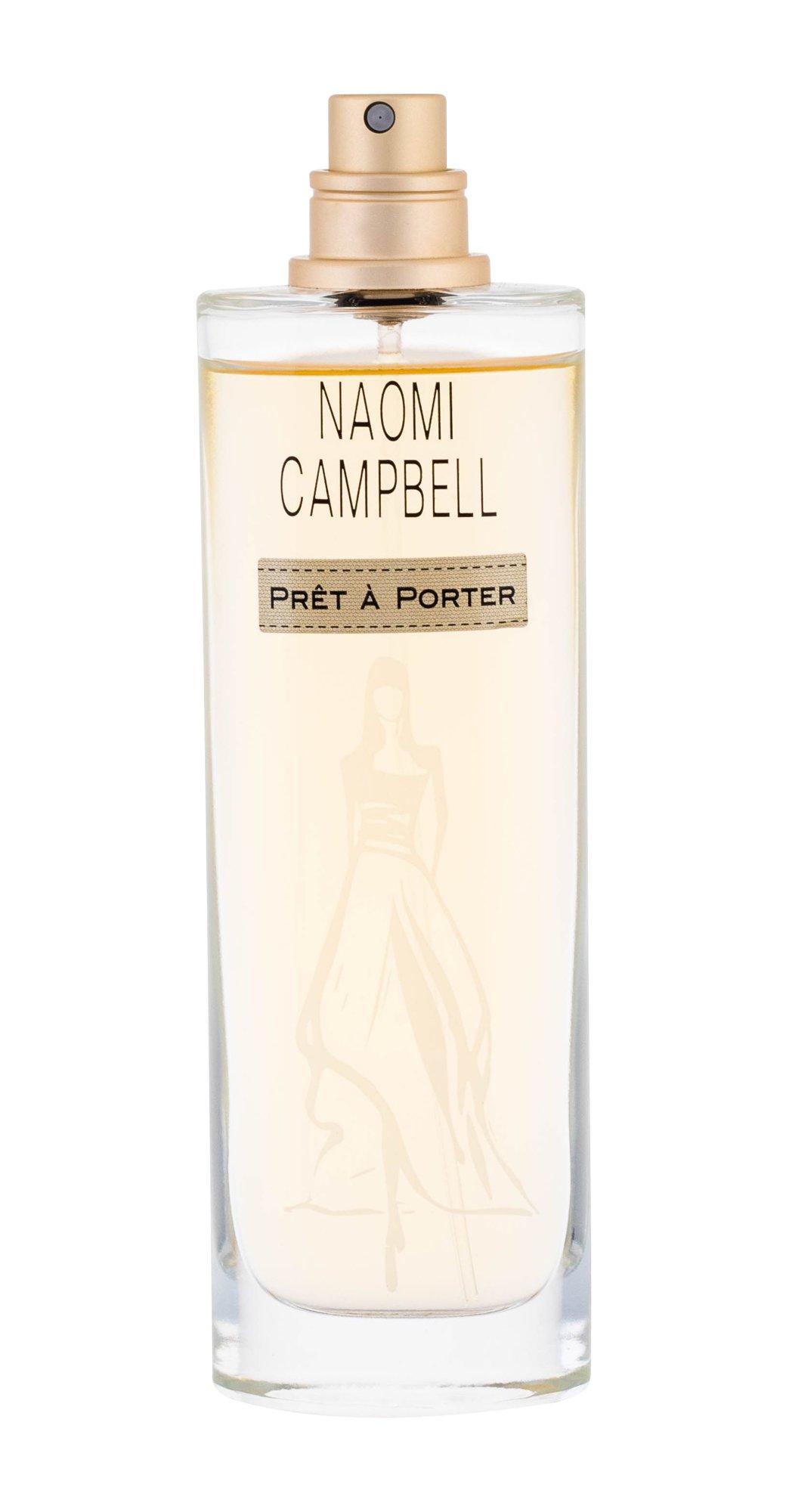 Naomi Campbell Pret a Porter Eau de Toilette 50ml