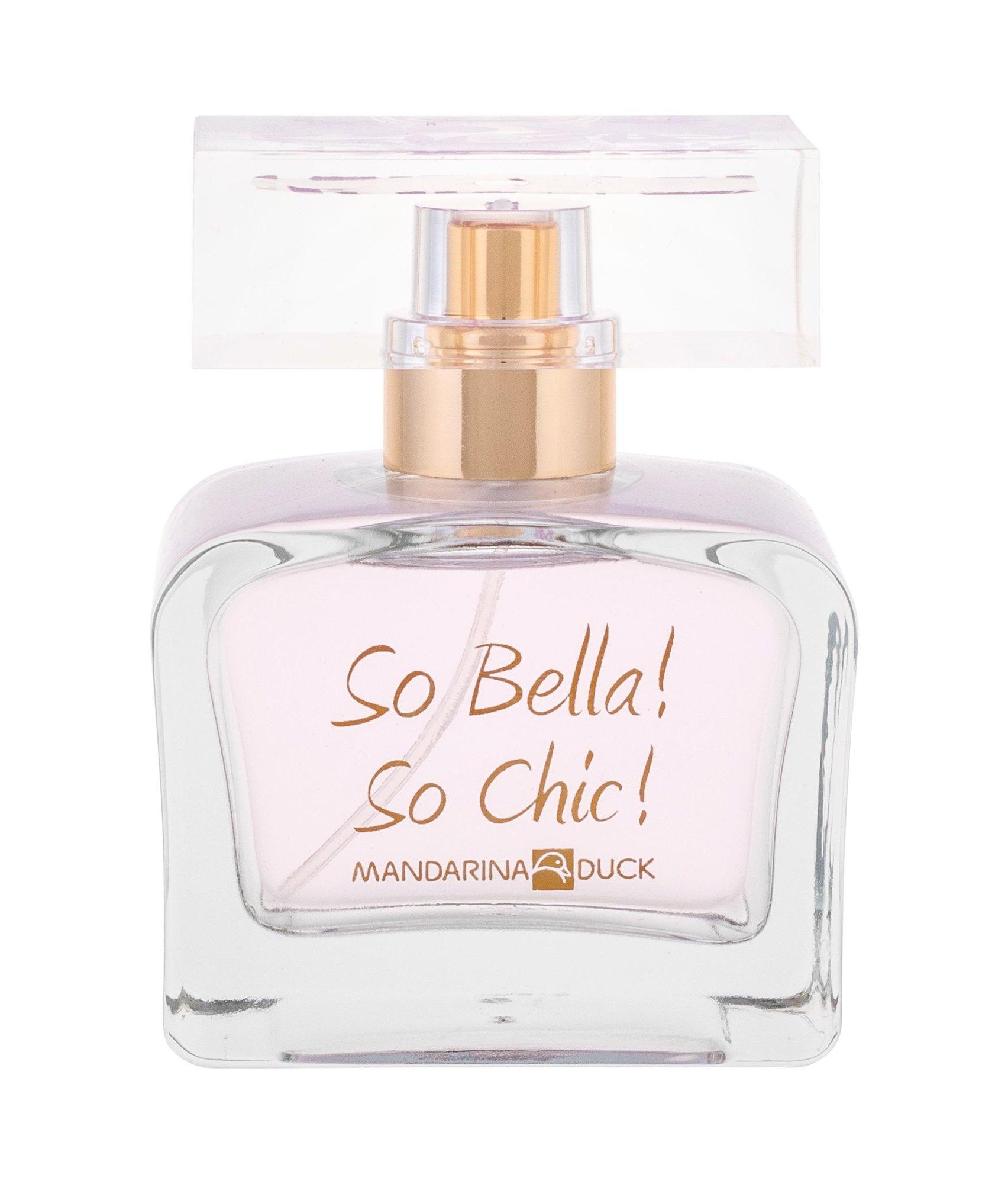 Mandarina Duck So Bella! So Chic! Eau de Toilette 50ml