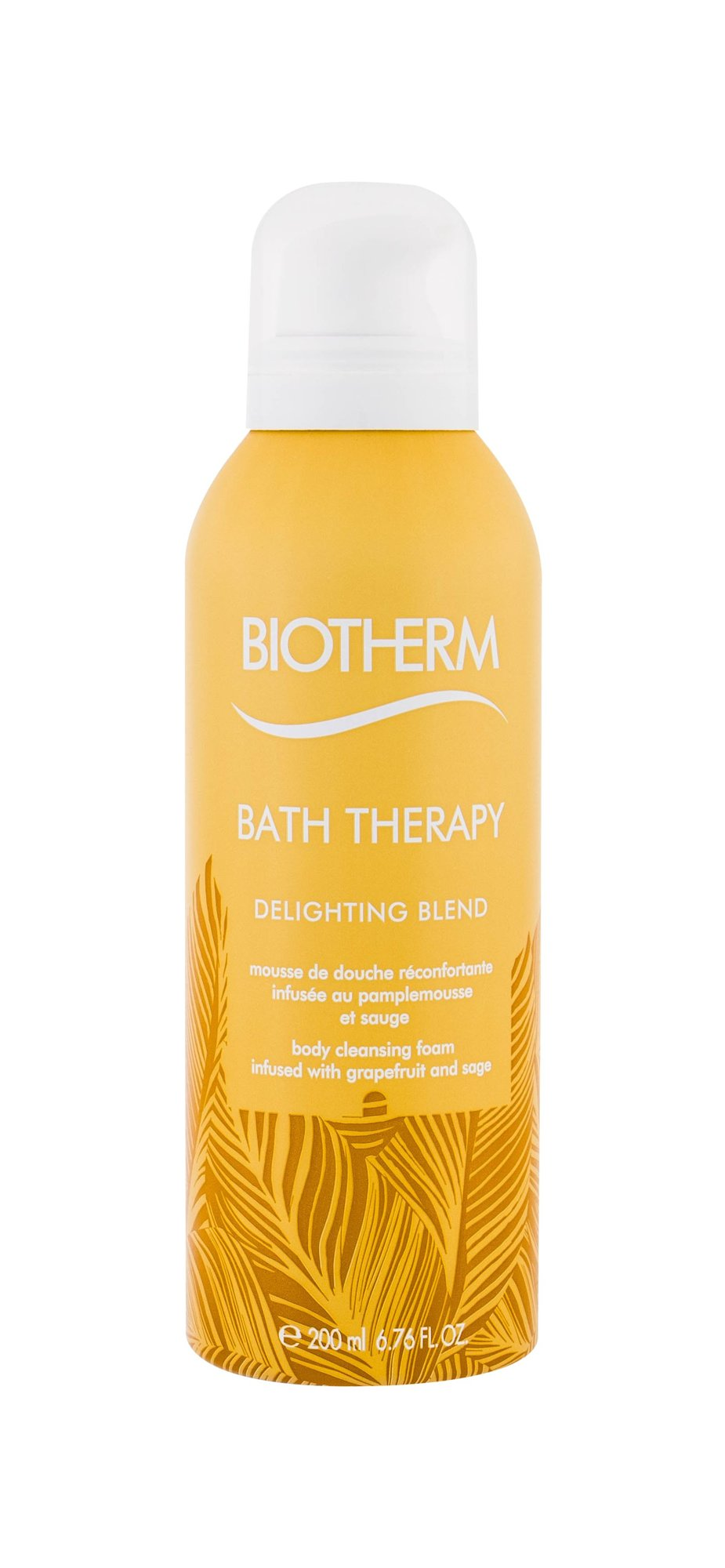 Biotherm Bath Therapy Shower Foam 200ml  Delighting Blend