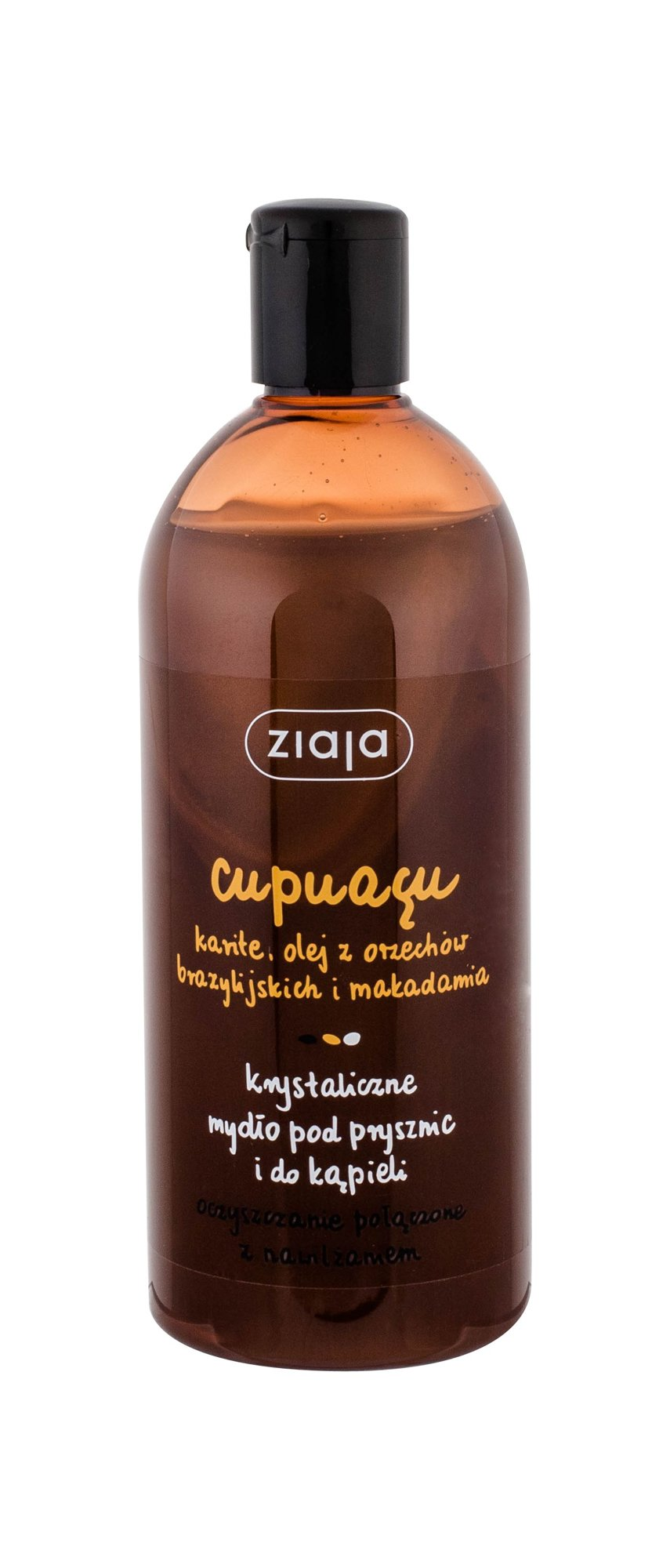 Ziaja Cupuacu Shower Gel 500ml