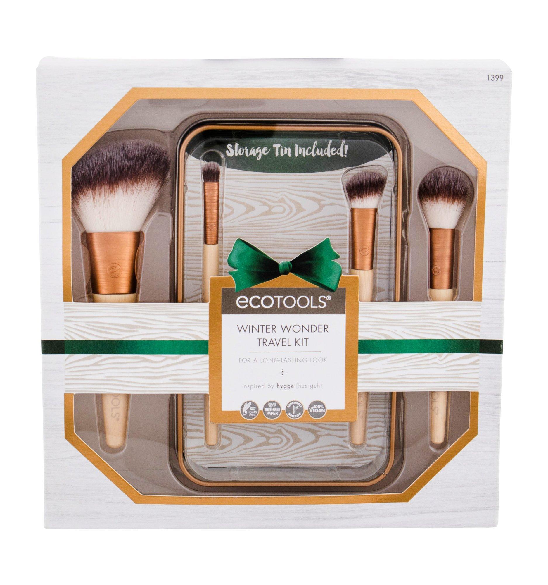 EcoTools Brushes Brush 1ml  Winter Wonder Travel Kit