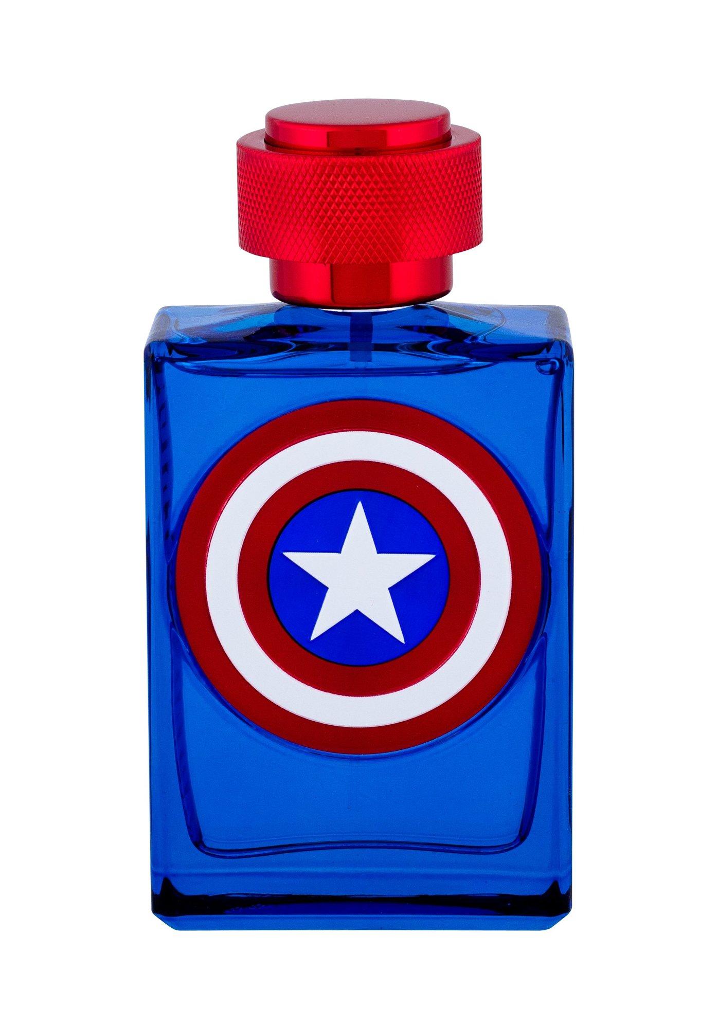 Marvel Captain America Eau de Toilette 100ml