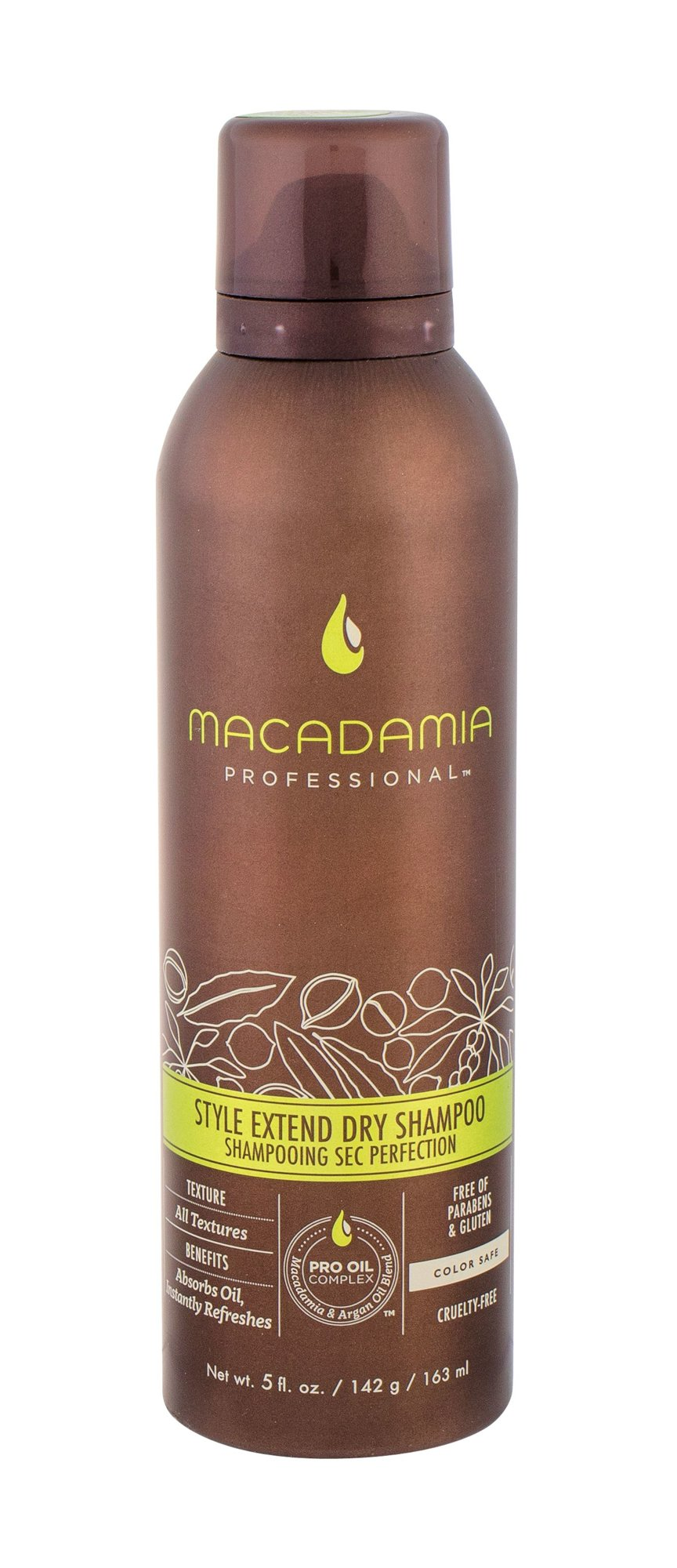 Macadamia Professional Style Extend Dry Shampoo 163ml