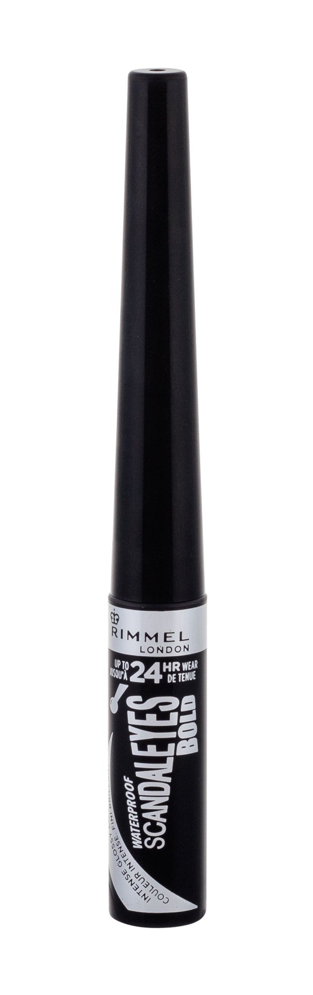 Rimmel London Scandal Eyes Eye Line 2,5ml Black