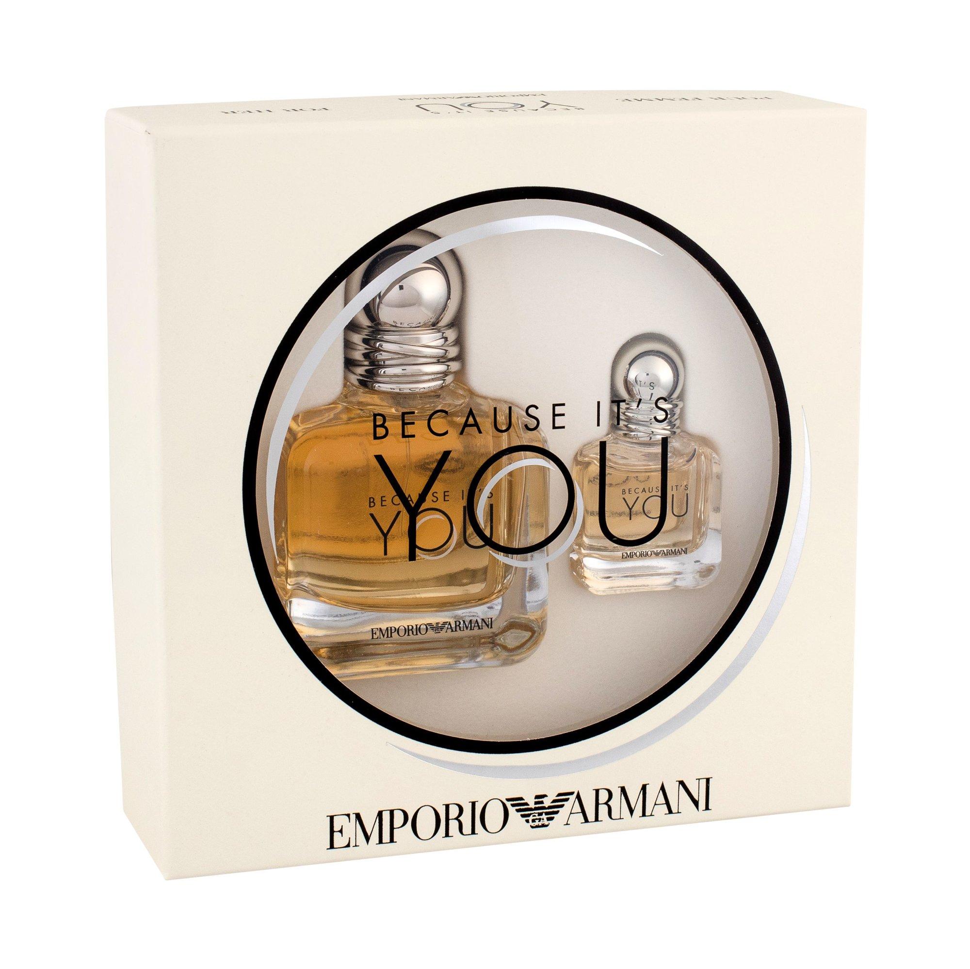 Giorgio Armani Emporio Armani Eau de Parfum 50ml  Because It´s You