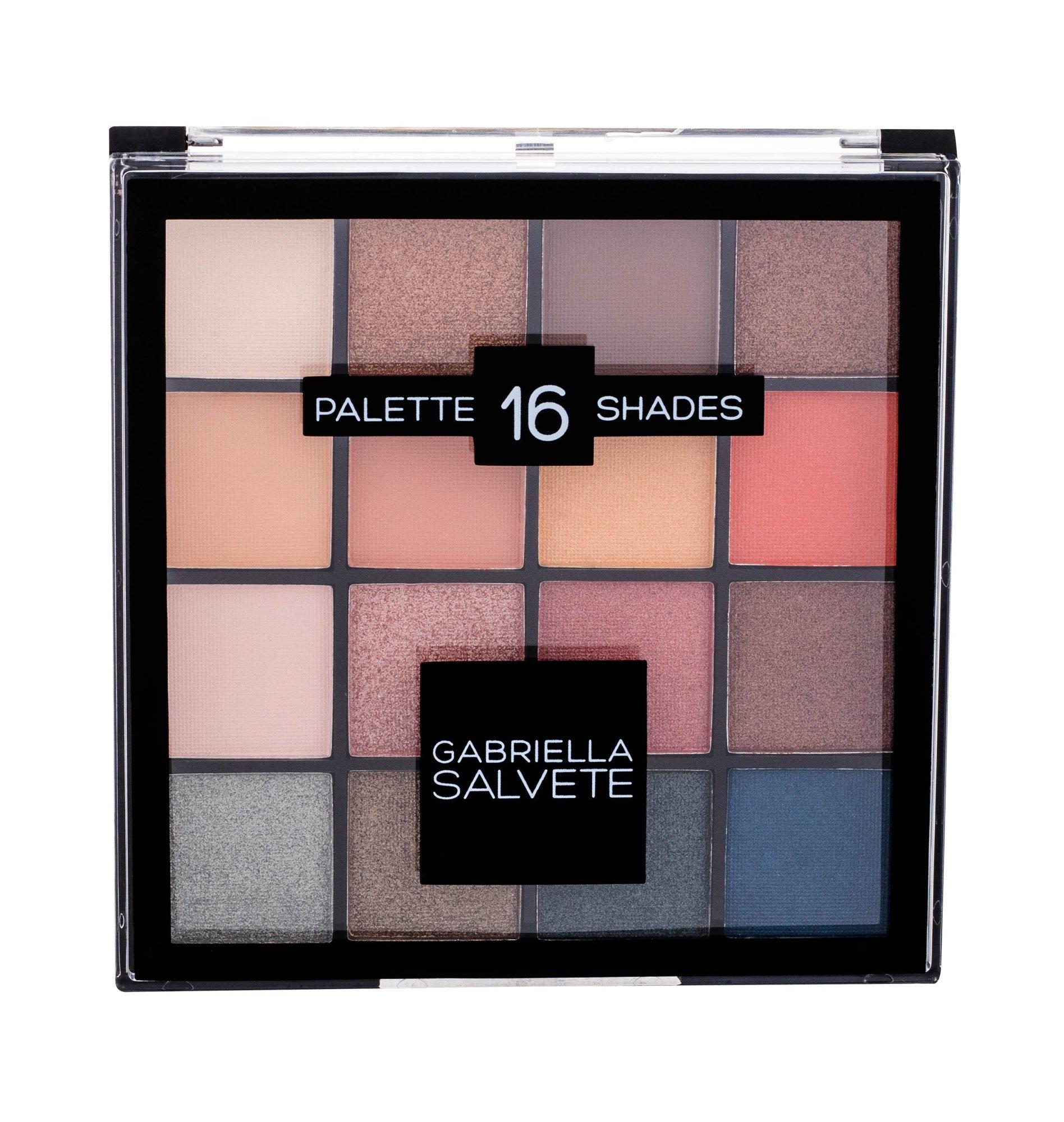Gabriella Salvete Palette 16 Shades Eye Shadow 20,8ml