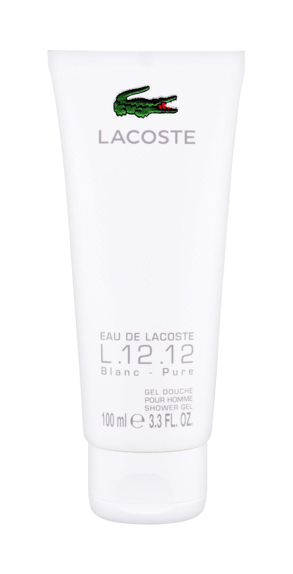 Higienos priemonė Lacoste Eau De Lacoste L.12.12 Blanc