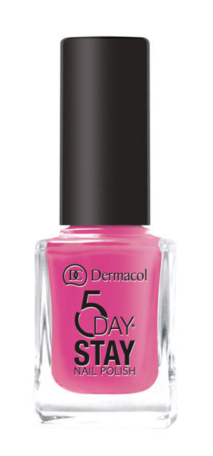 Dermacol 5 Day Stay Nail Polish 11ml 34 Boho Chic