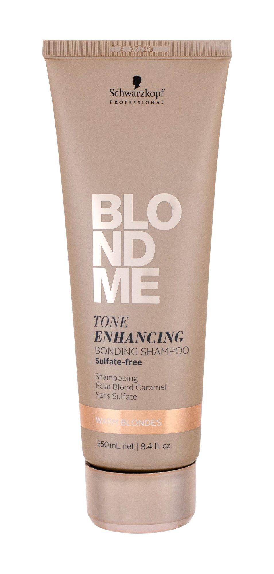 Schwarzkopf Blond Me Shampoo 250ml Warm Blondes