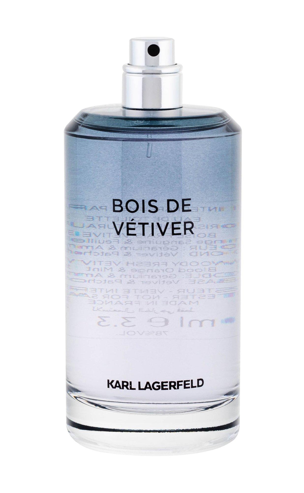 Karl Lagerfeld Les Parfums Matieres Eau de Toilette 100ml  Bois De Vétiver