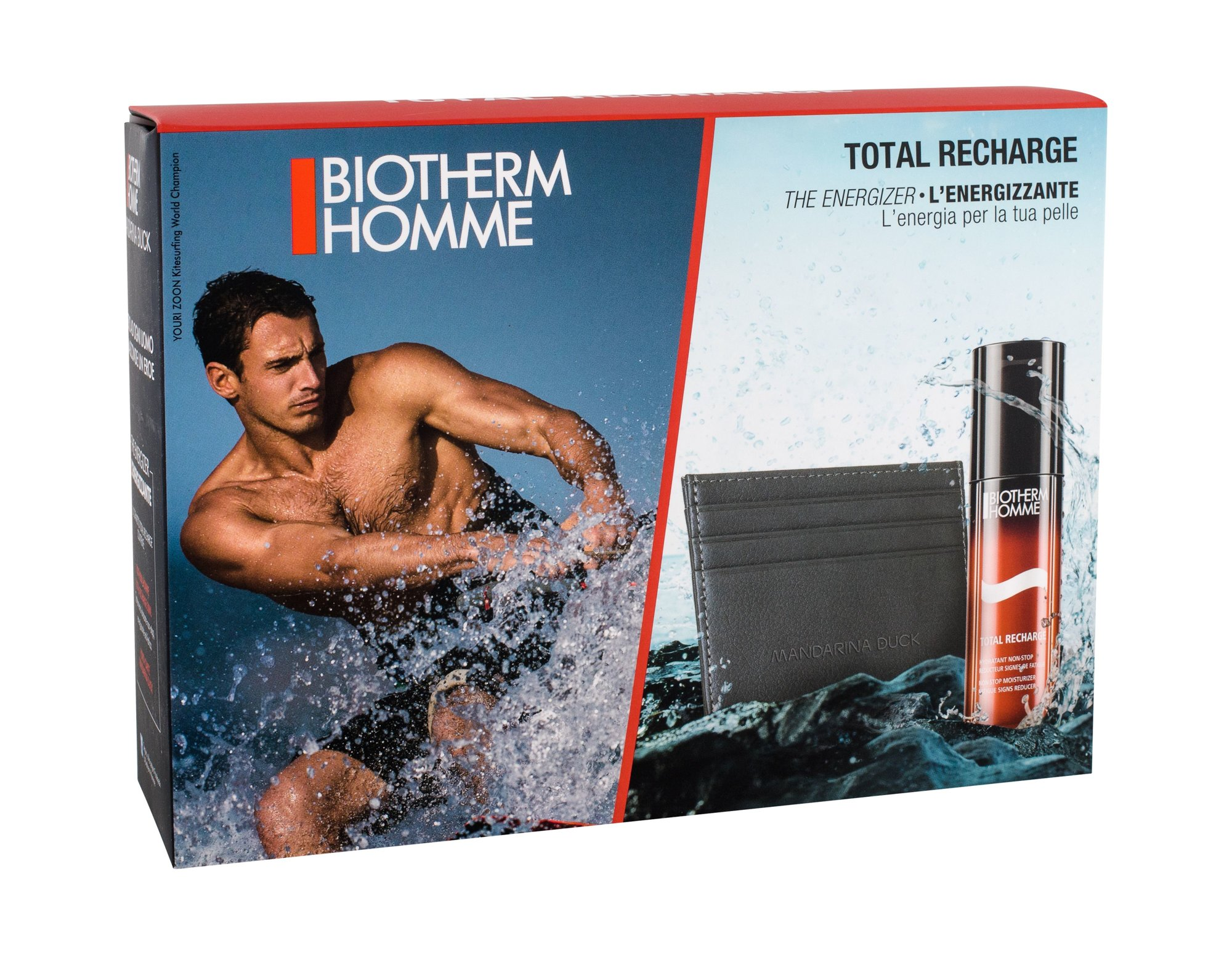 Biotherm Homme Total Recharge Day Cream 50ml