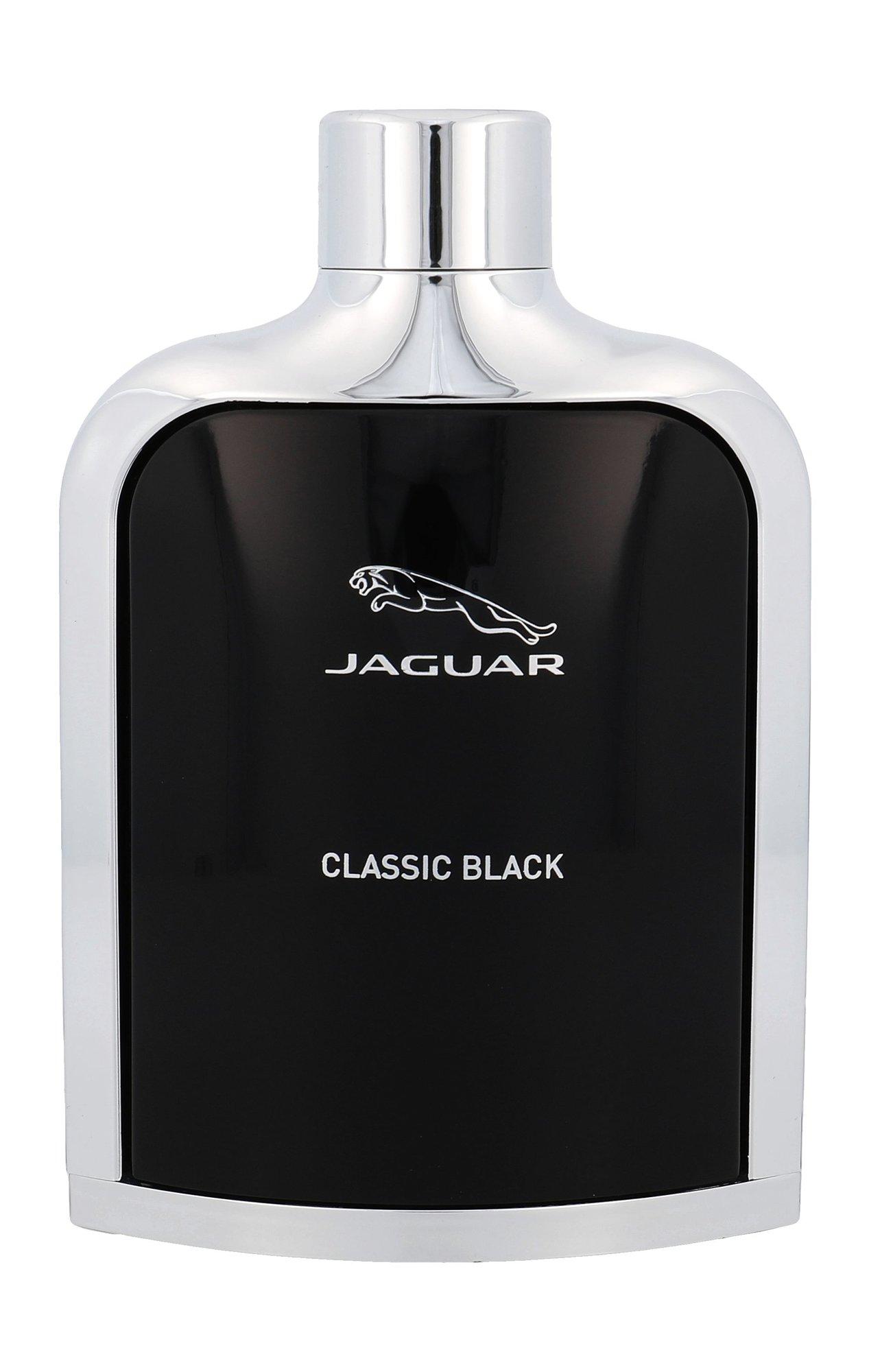 Jaguar Classic Black Eau de Toilette 100ml
