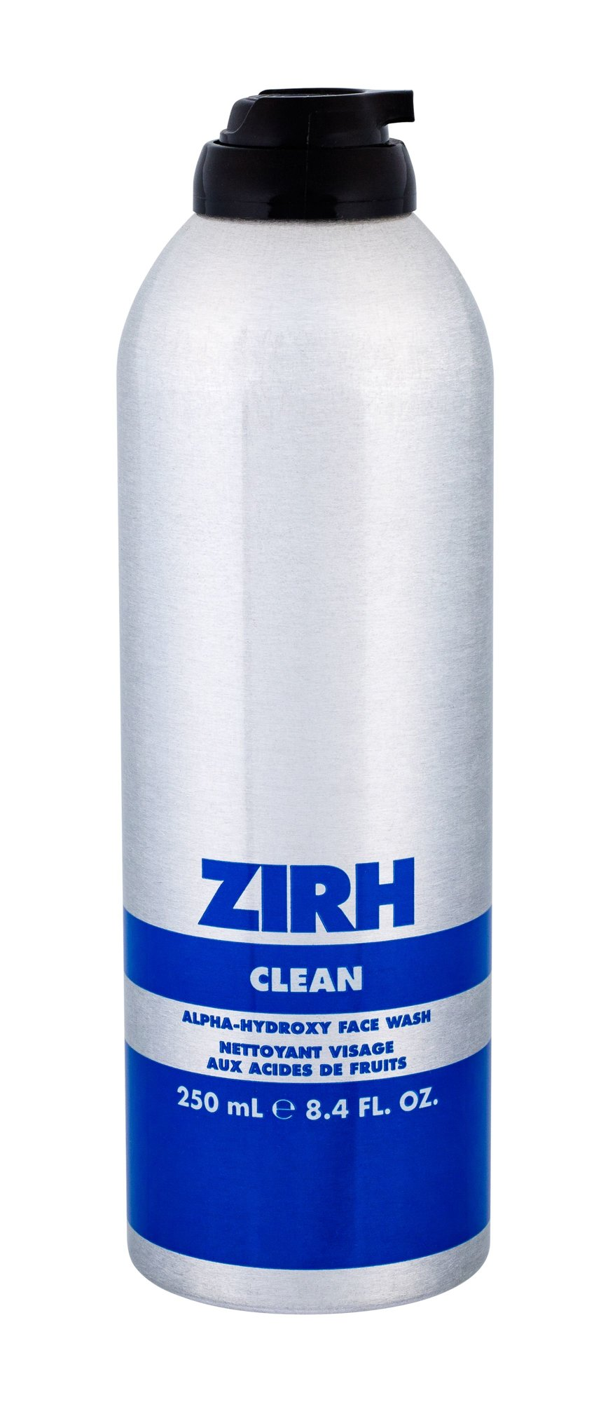 ZIRH Clean Cleansing Gel 250ml  Alpha-Hydroxy Face Wash
