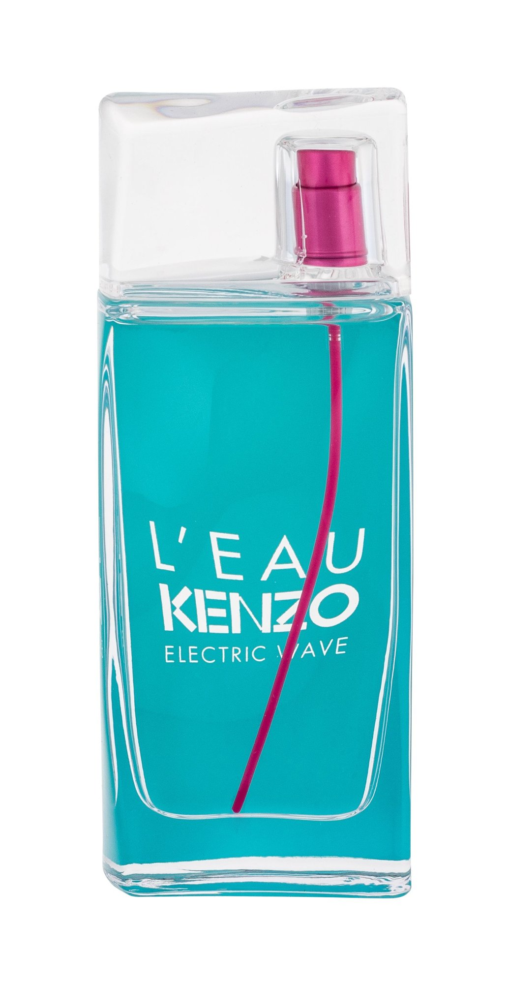 KENZO L´Eau Kenzo Pour Femme Eau de Toilette 50ml  Electric Wave