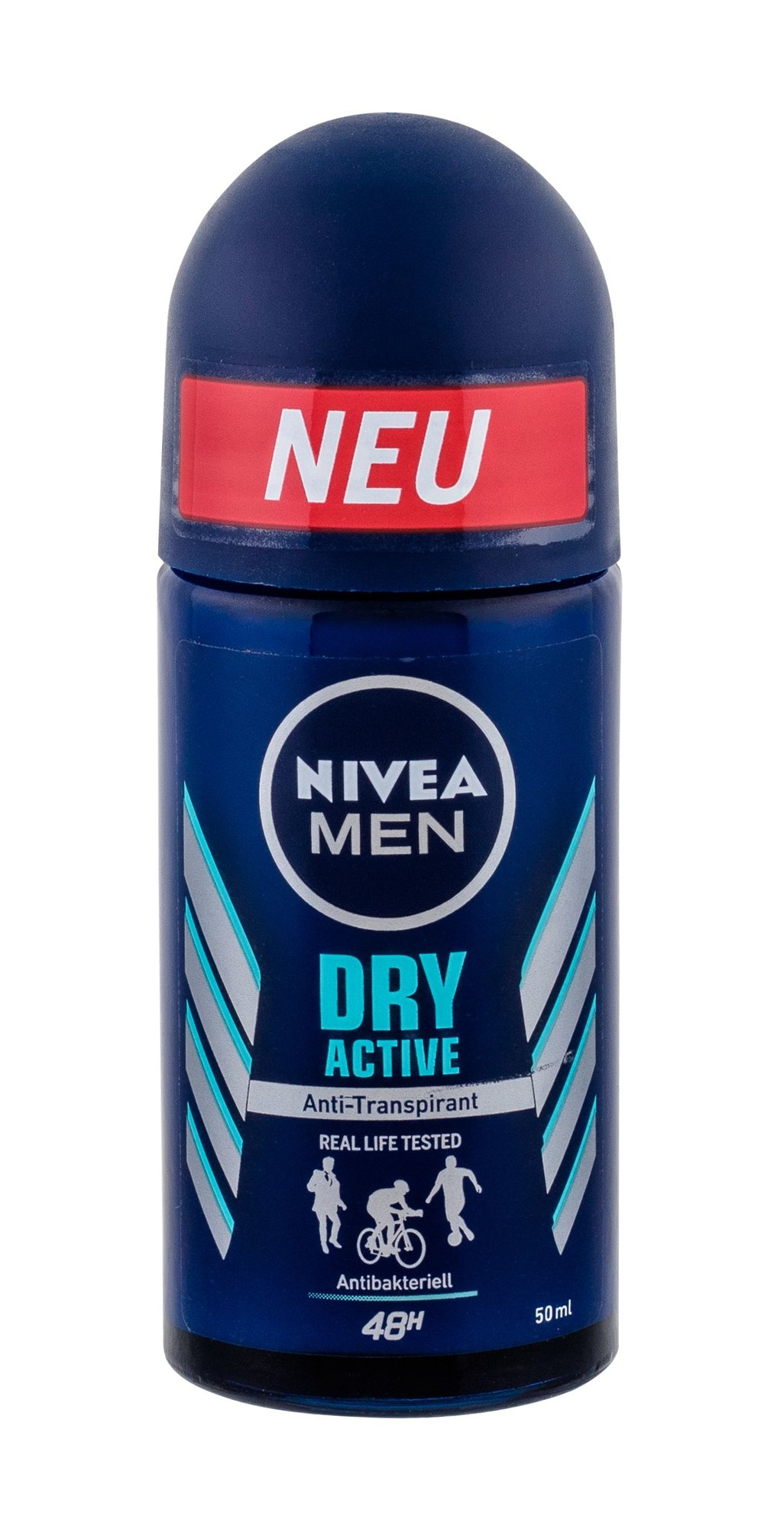 Nivea Men Dry Active Antiperspirant 50ml