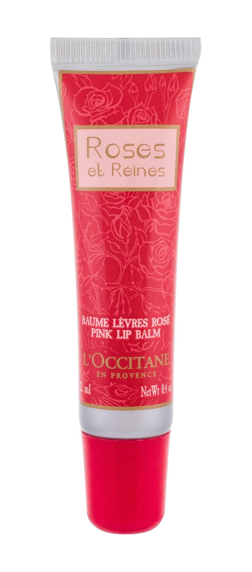 L´Occitane Roses Et Reines Lip Balm 12ml