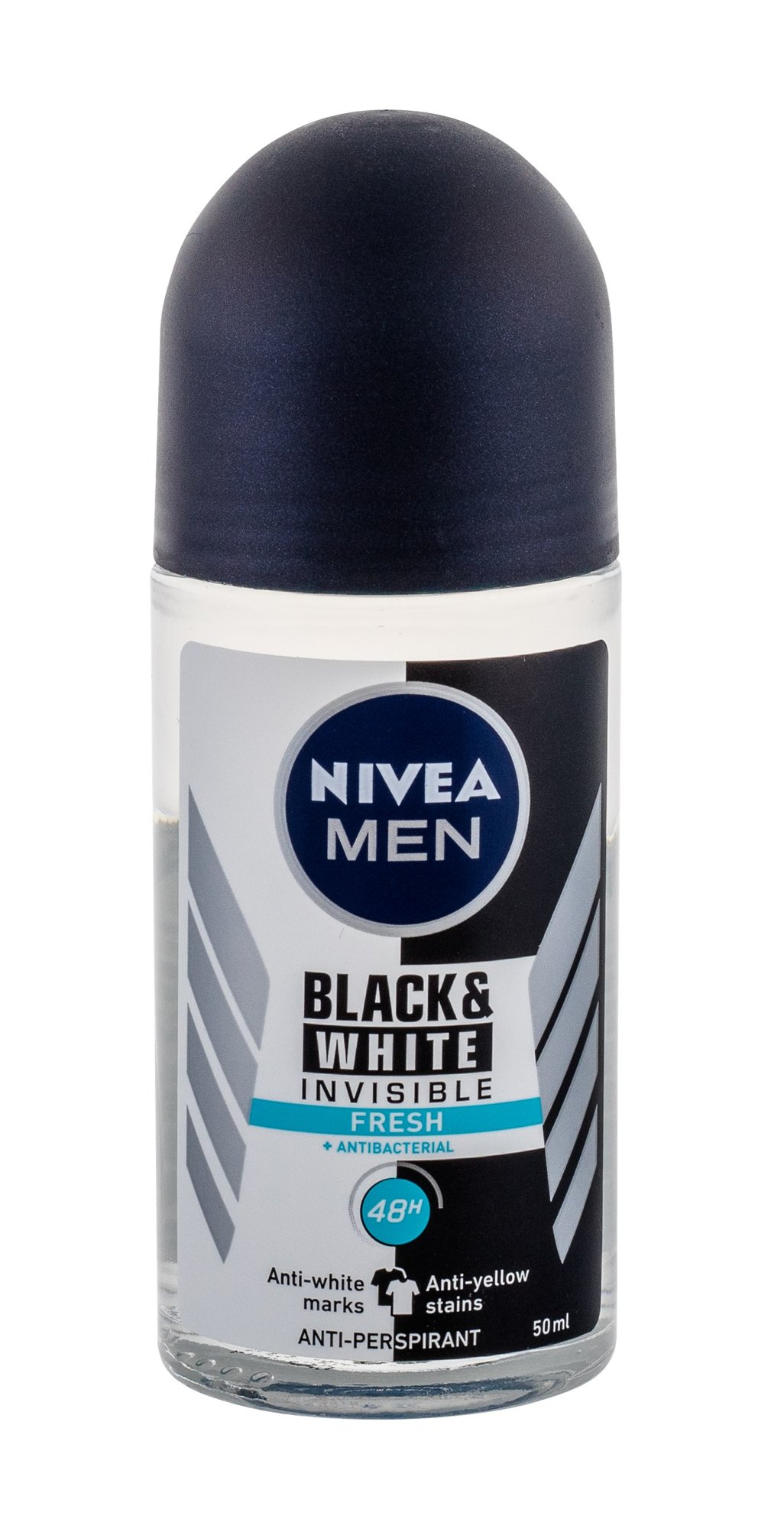 Nivea Men Invisible For Black & White Antiperspirant 50ml