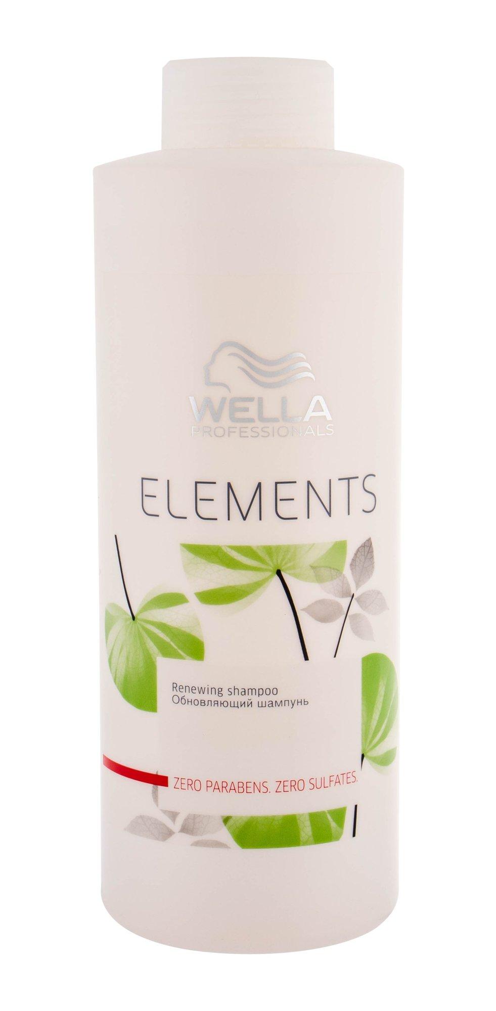 Wella Elements Shampoo 1000ml