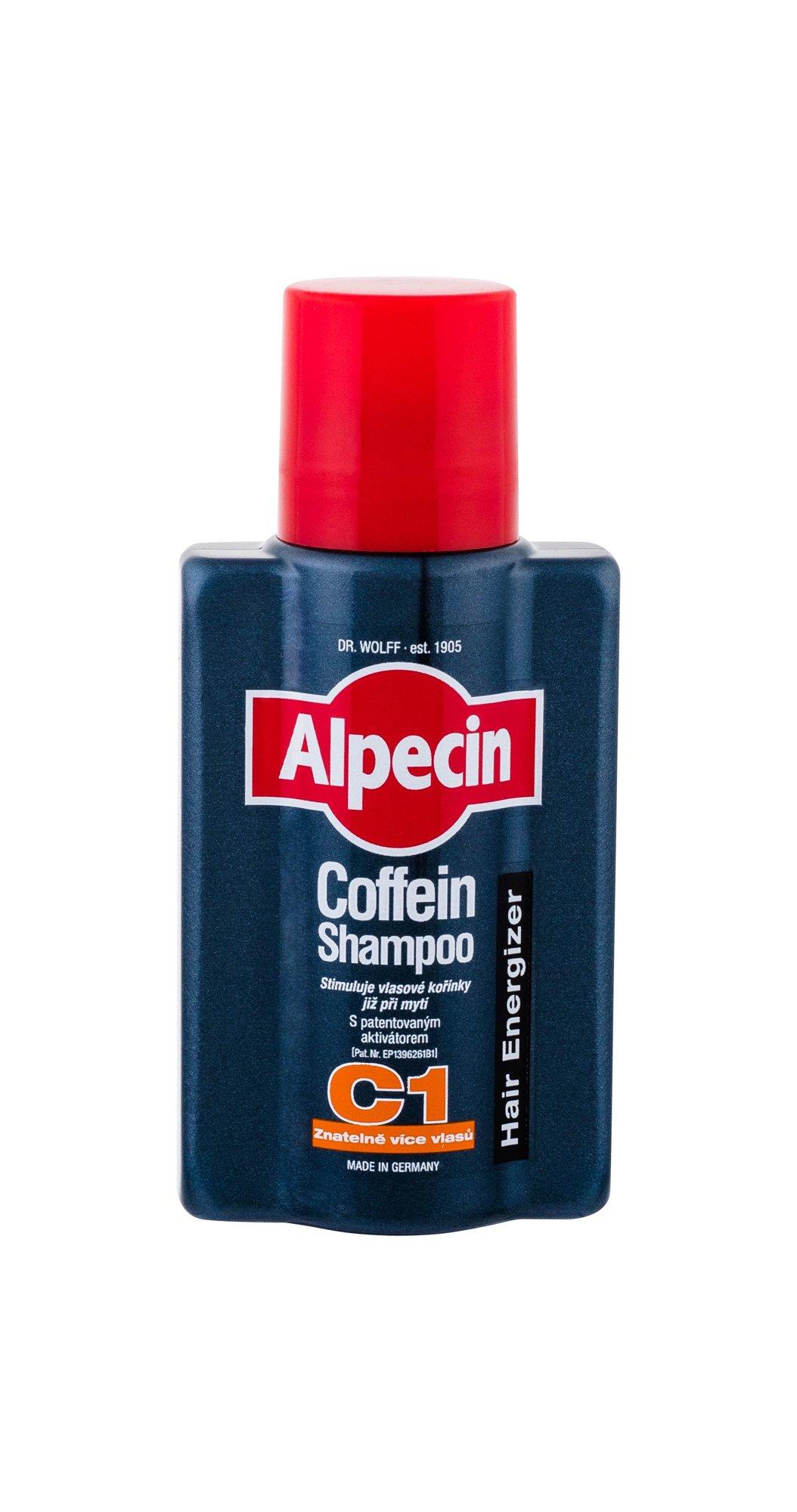 Alpecin Coffein Shampoo C1 Shampoo 75ml
