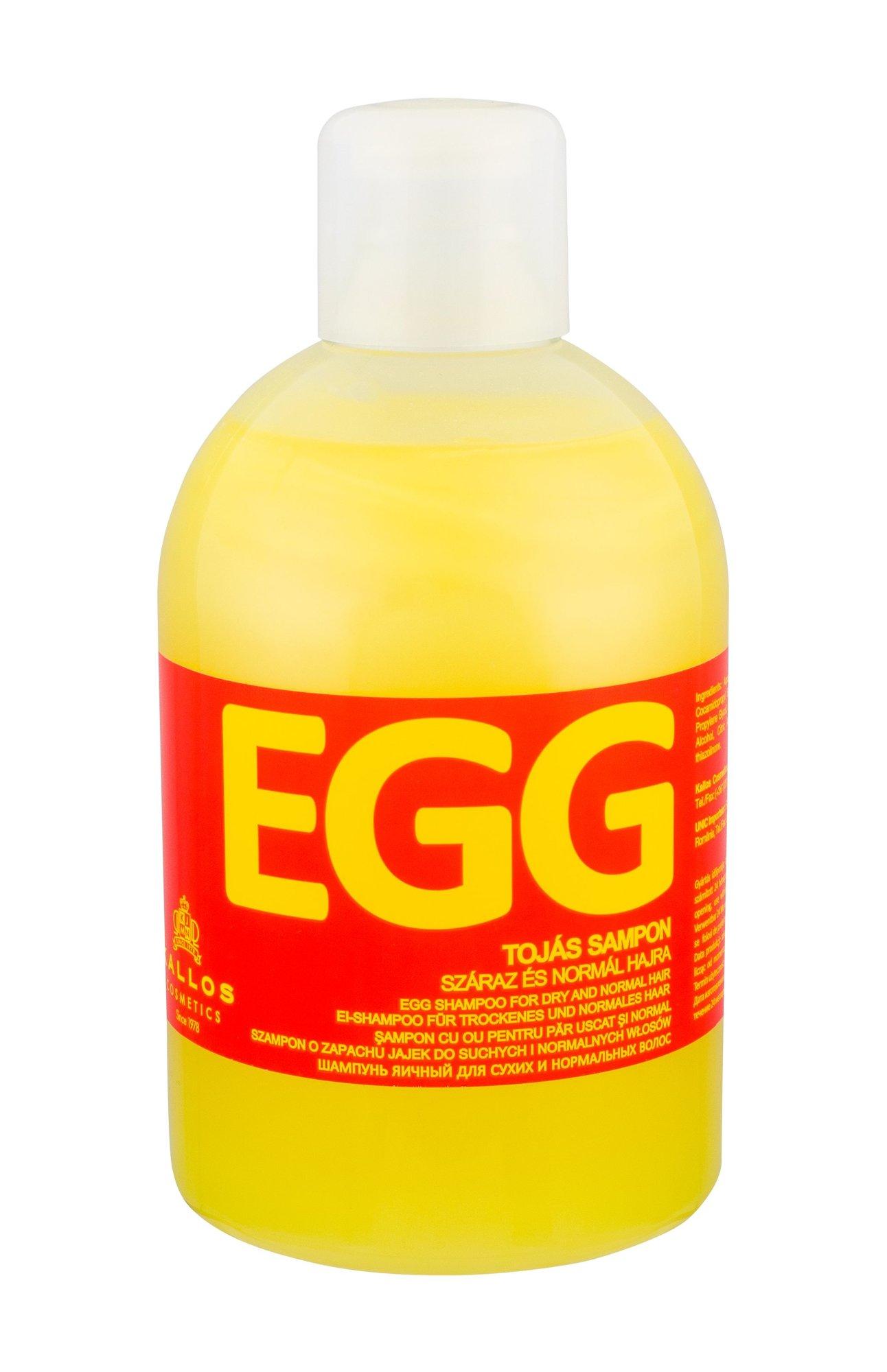 Kallos Cosmetics Egg Shampoo 1000ml