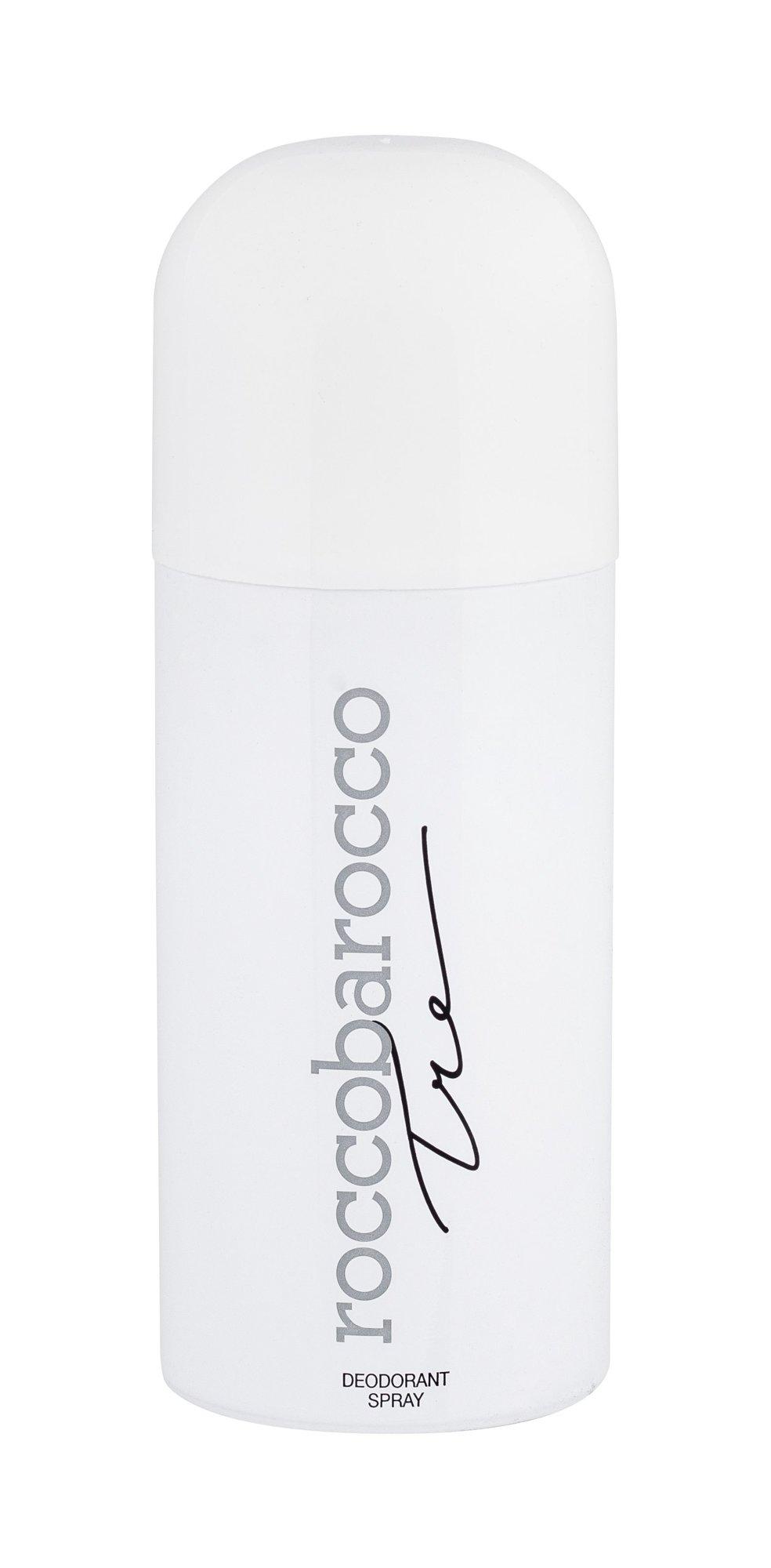 Roccobarocco Tre Deodorant 150ml