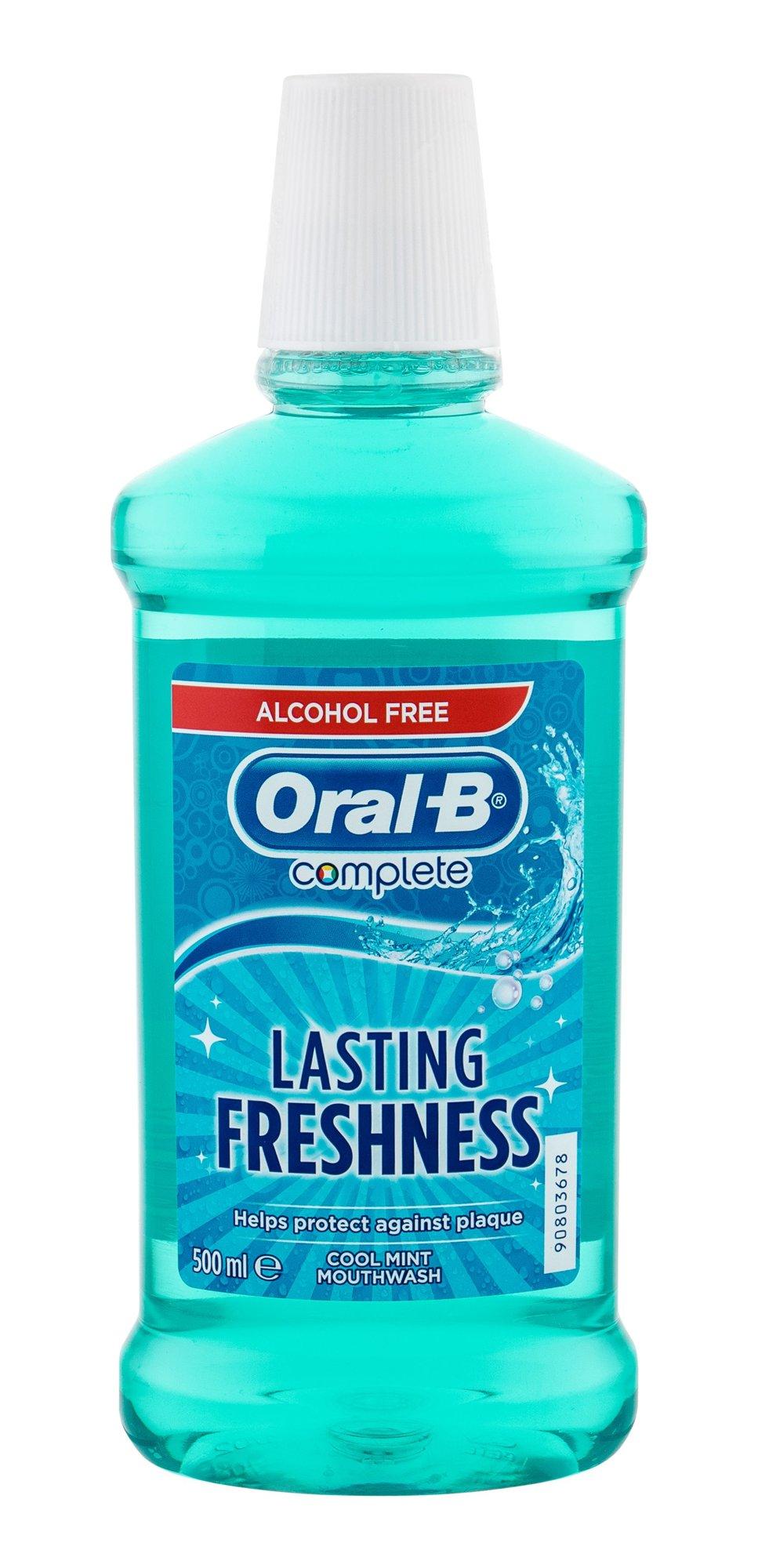 Oral-B Mouthwash Mouthwash 500ml  Complete